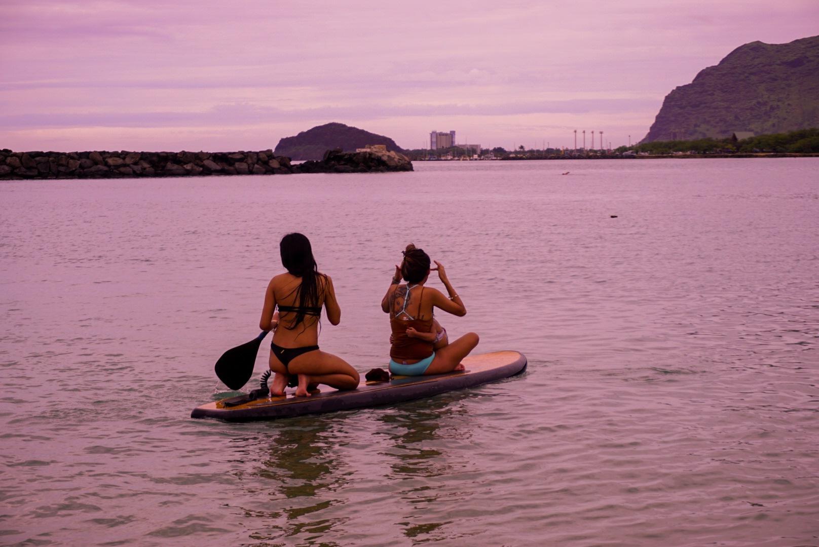 Paddle by LeTasha H. Bobo