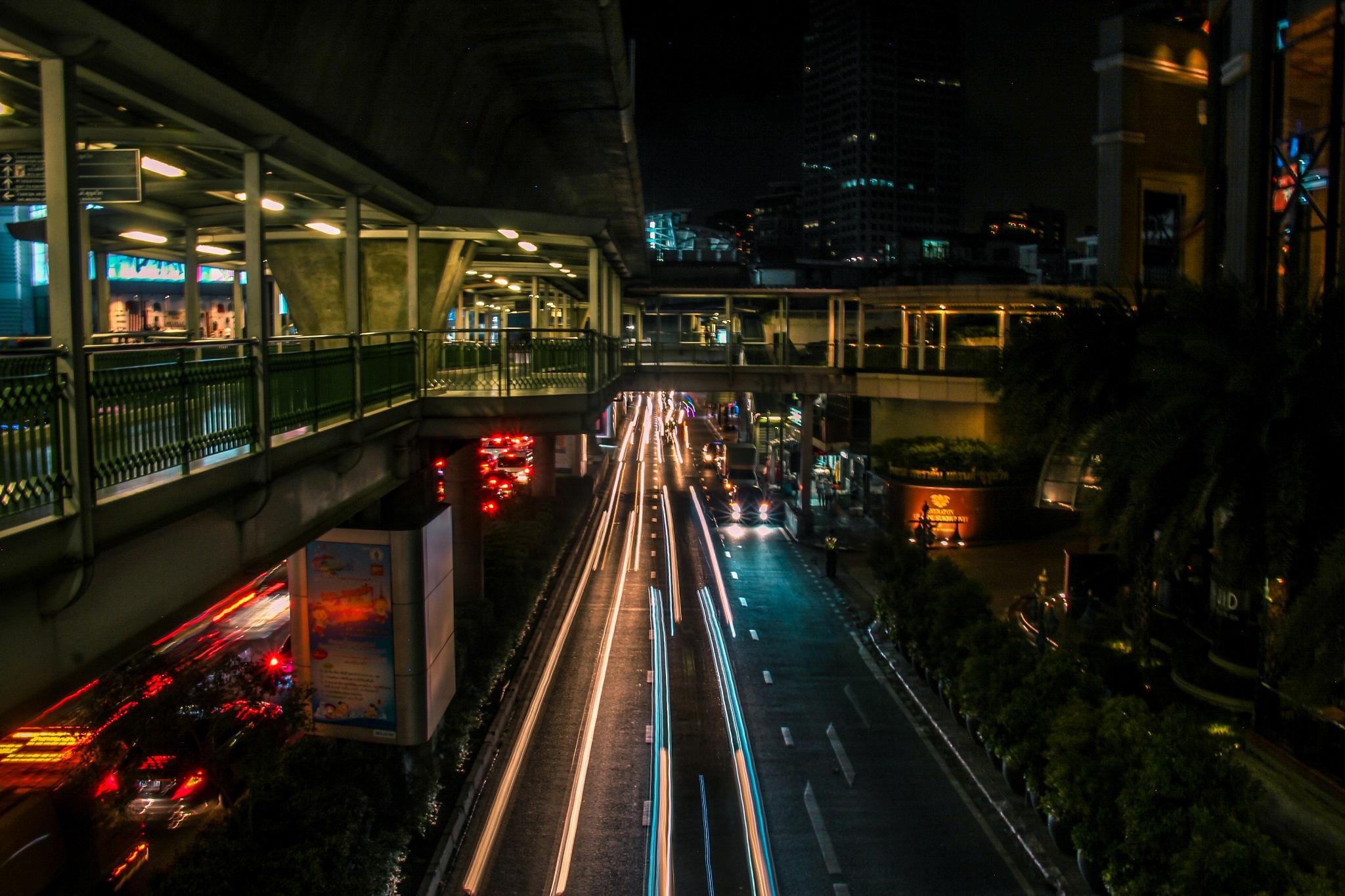 Rush Hour by Sadman Sikder