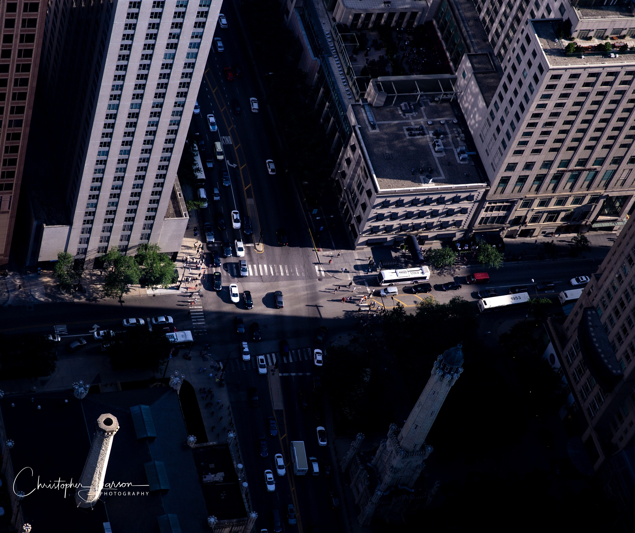Chicago Streets by Christopher Larson