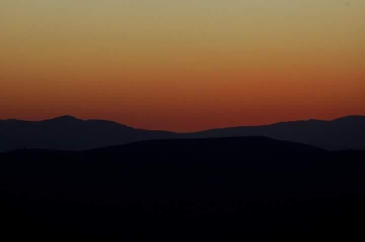 Sunset To The Dark by samurai capture