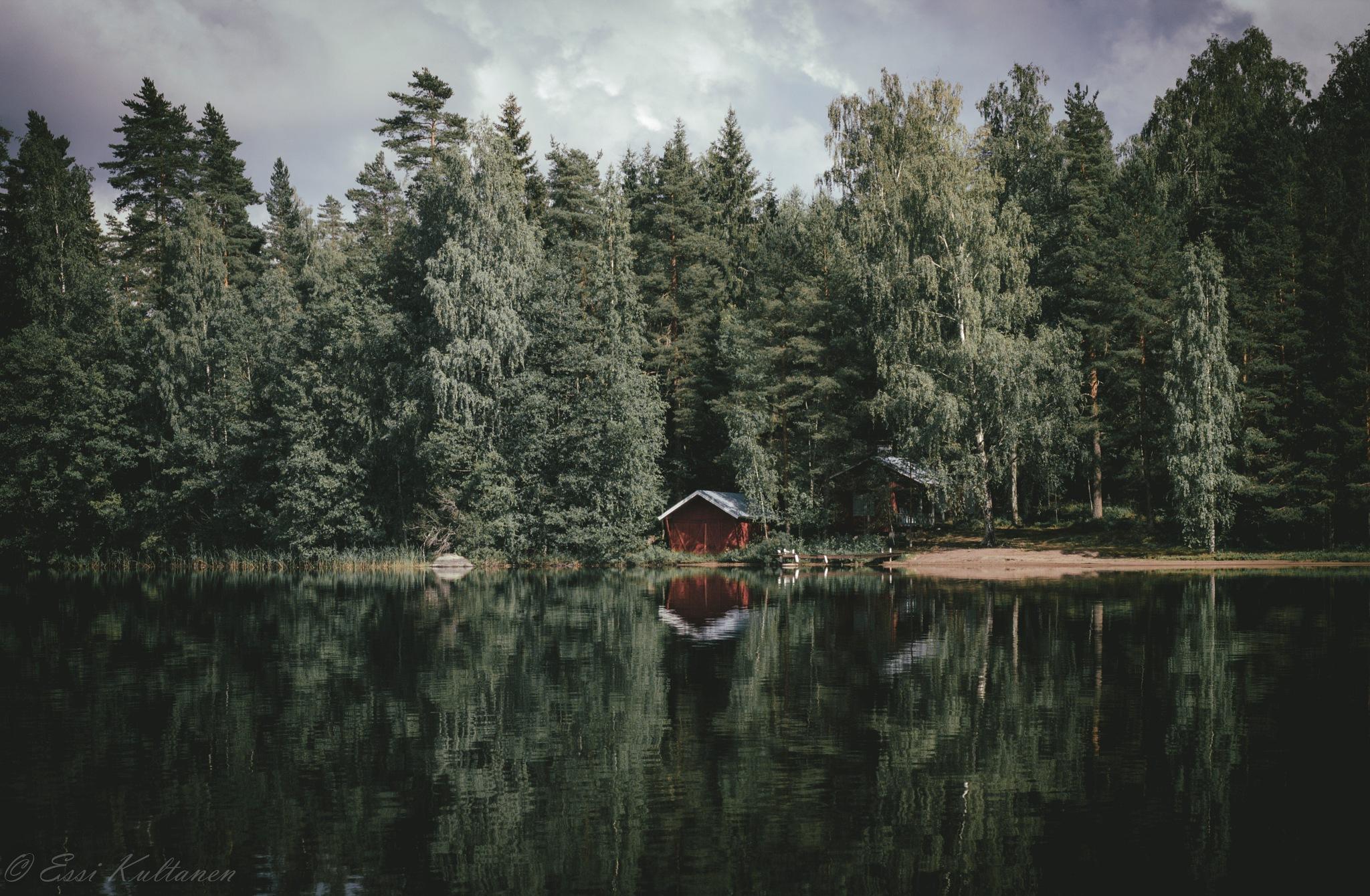 Alone by Essi Kultanen