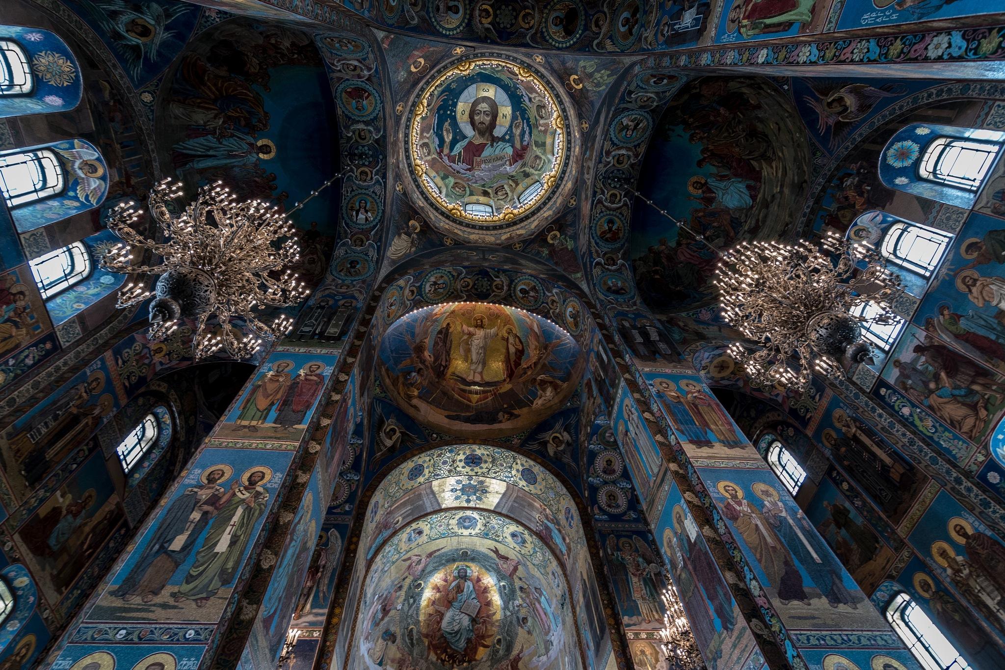 cathedrale saint sauveur by craqueur