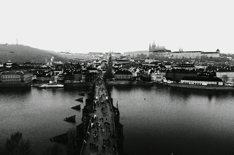 Praha by Olena Olly Berezyuk