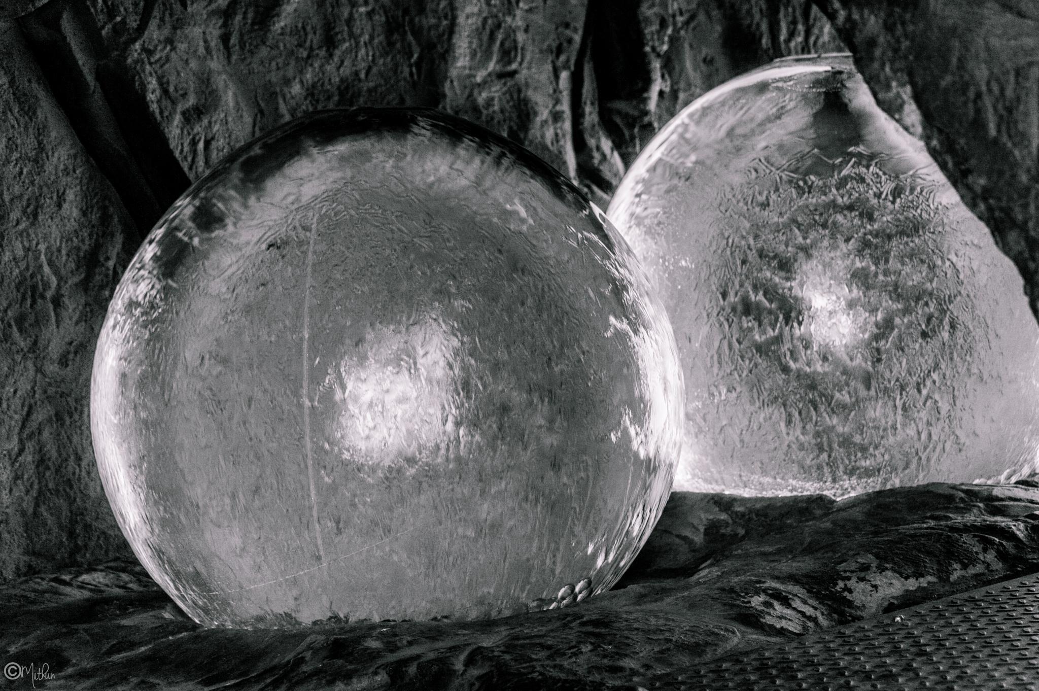 Water Ball by Mithun Mondal