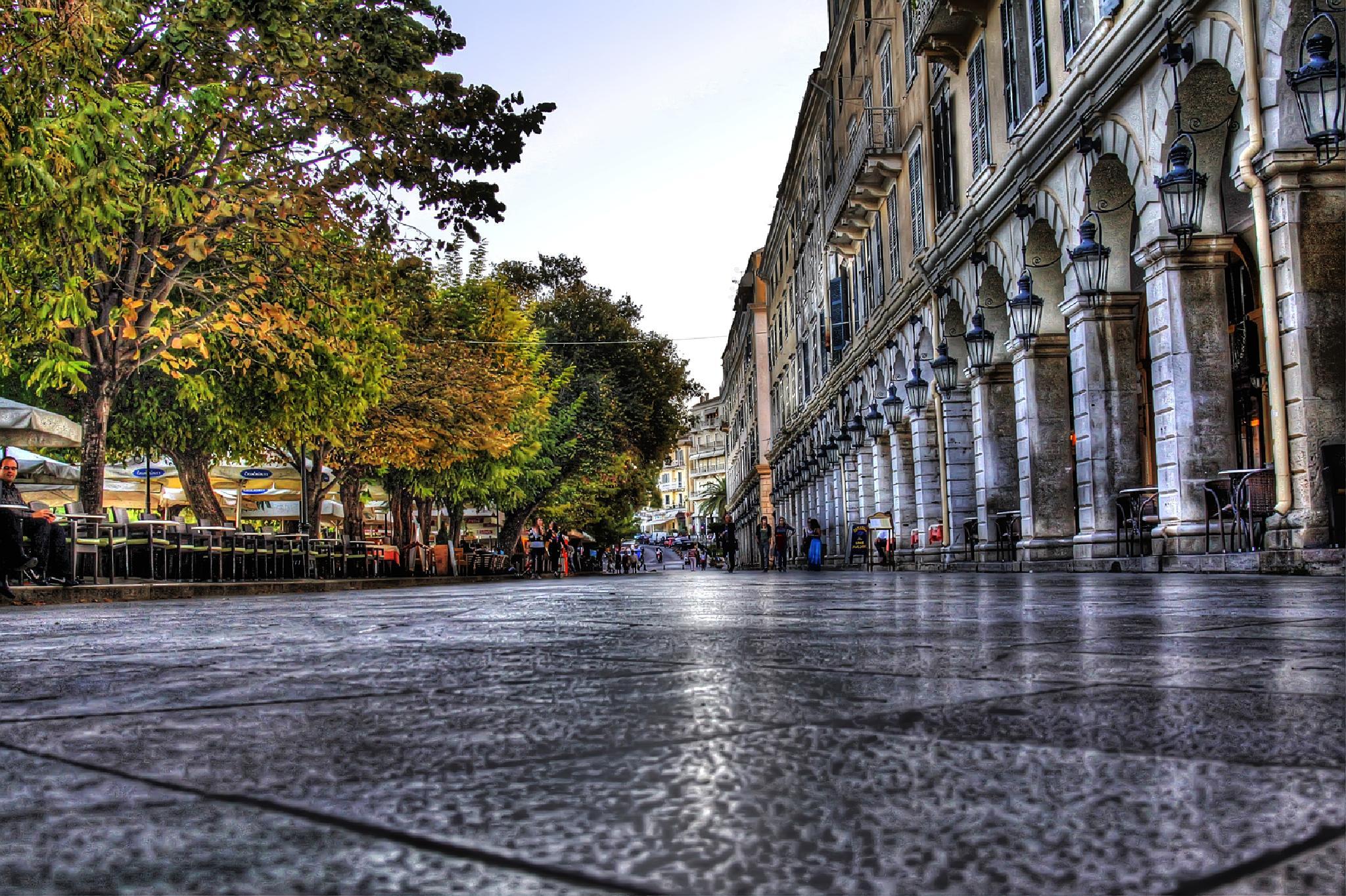Corfu by JacquesLeRoux