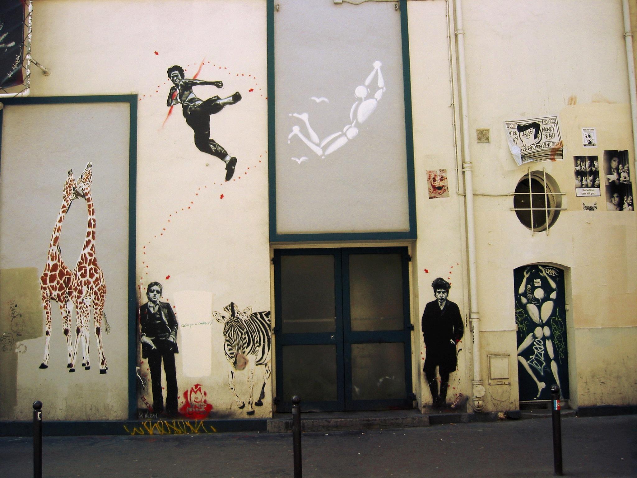 Paris I by Liese