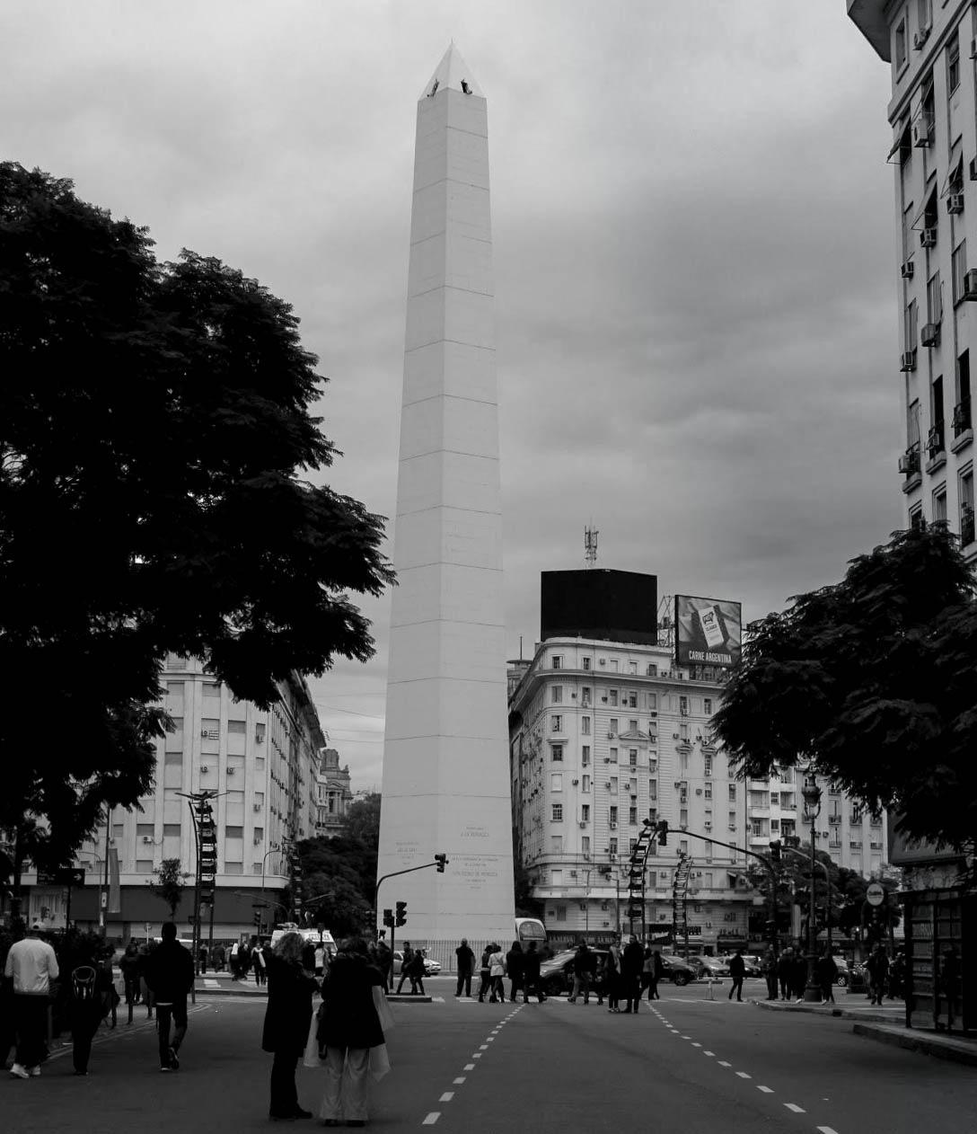 Obelisco by rubiojuan15