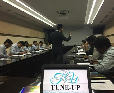 Team Building Activities in Bangalore by Tune-Up Training