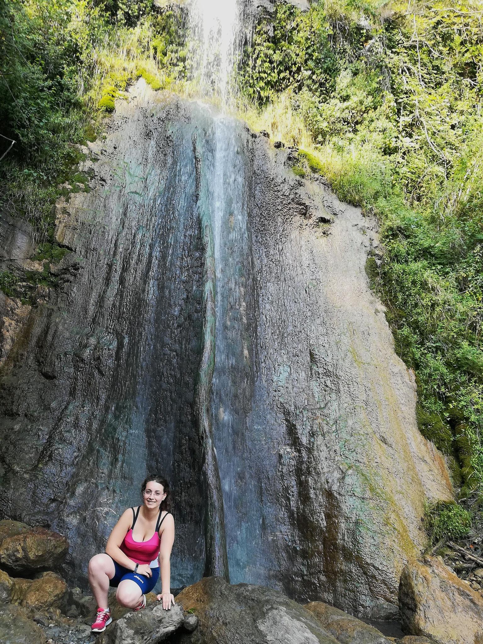 cascata Della Tiglia, Platania (CZ)  by Teresa Gallo