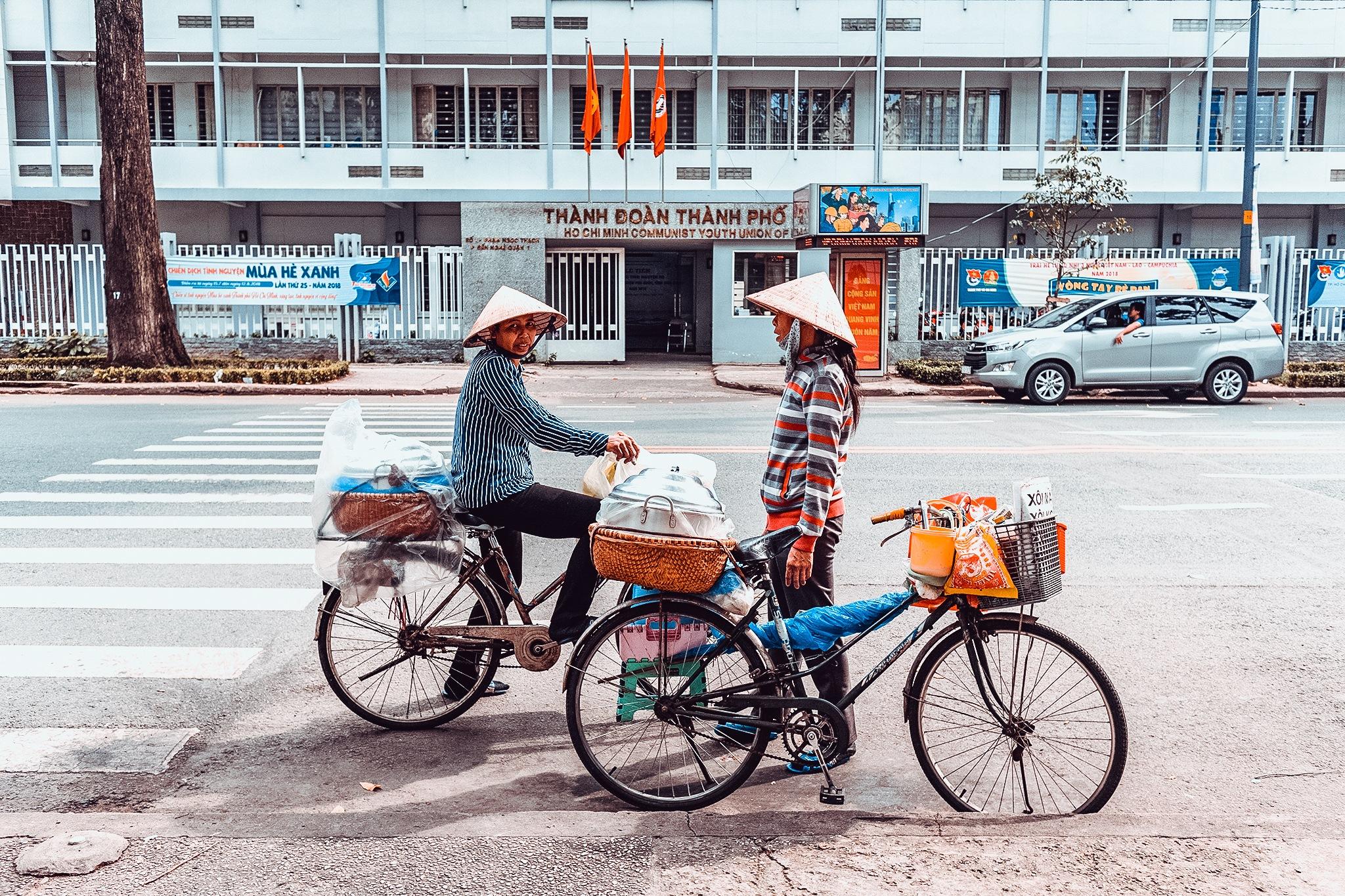 Little Saigon by Sagittarius Kat