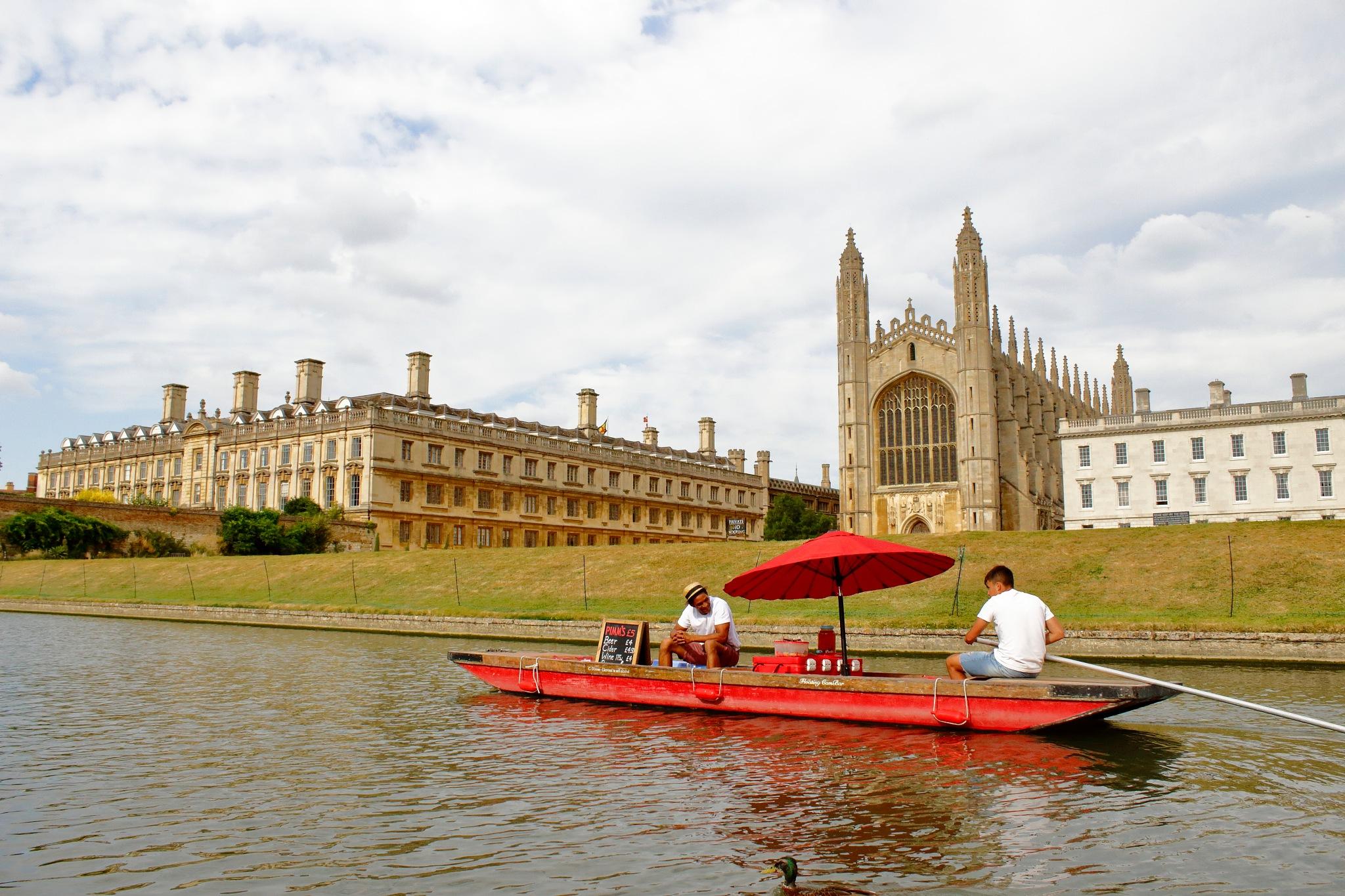 Cambridge University, United Kingdom by shreyaslokanathphotography