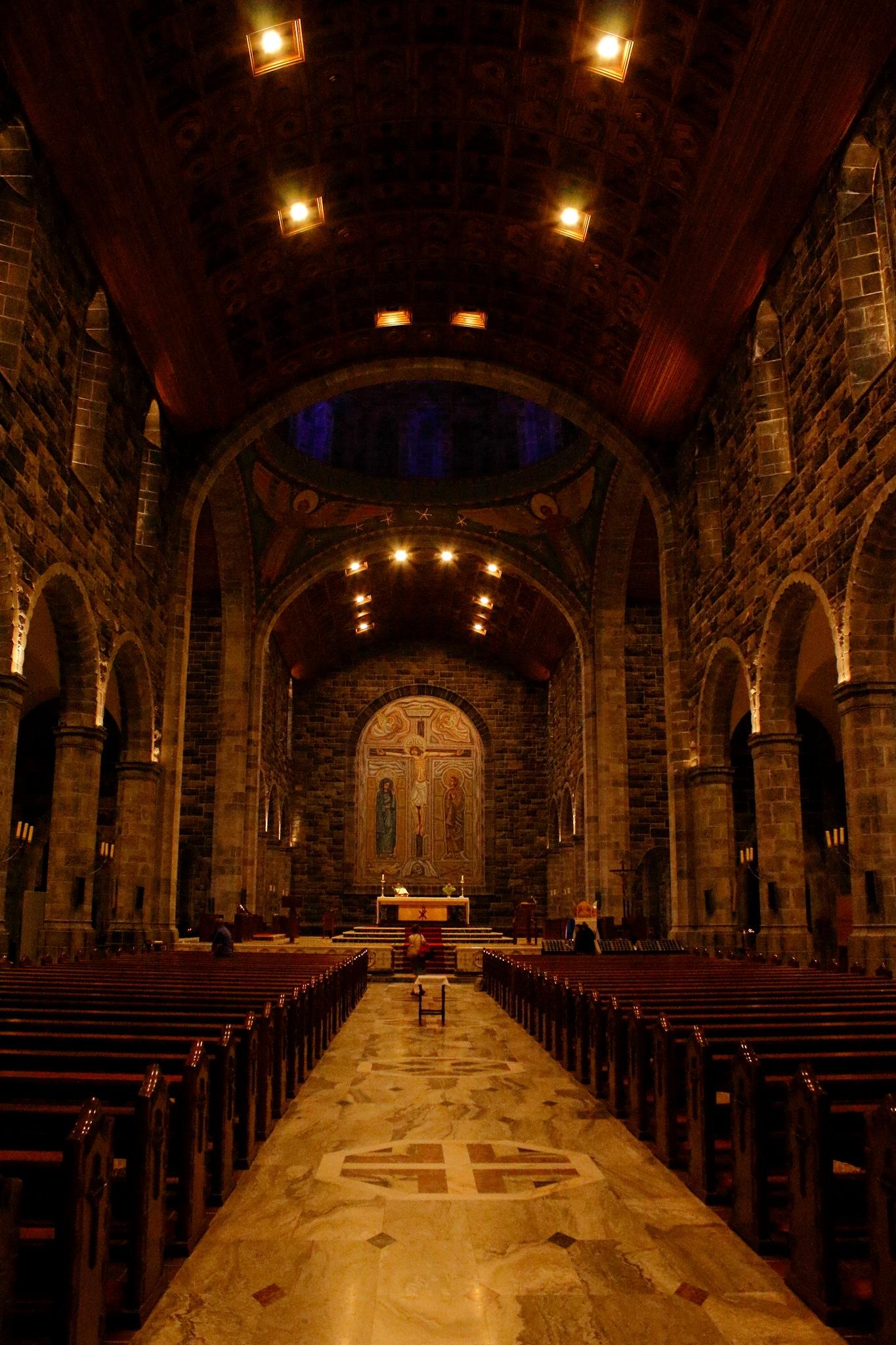 Nun's Cathedral, Galway by shreyaslokanathphotography