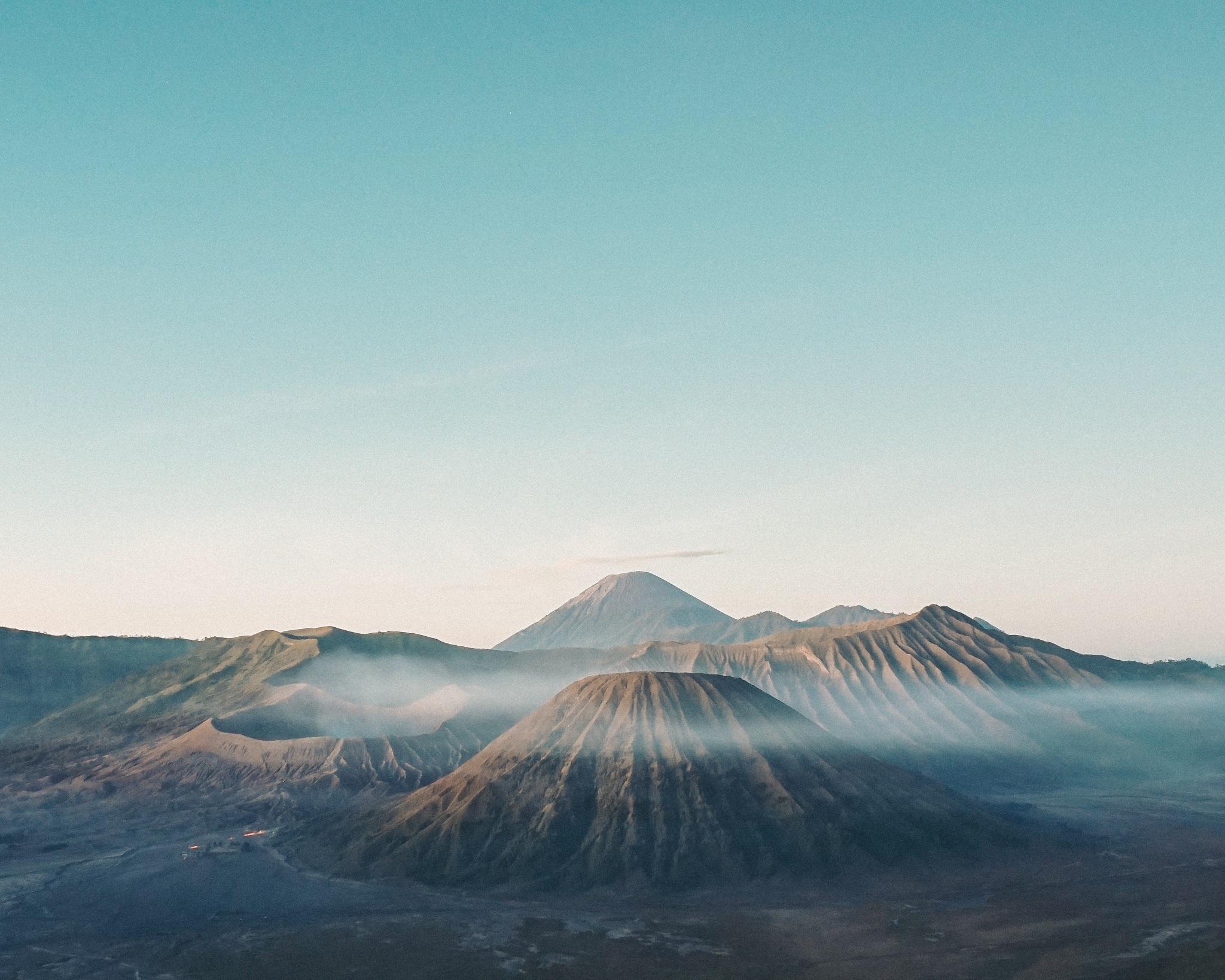 Mount Bromo by gevaldisyaival