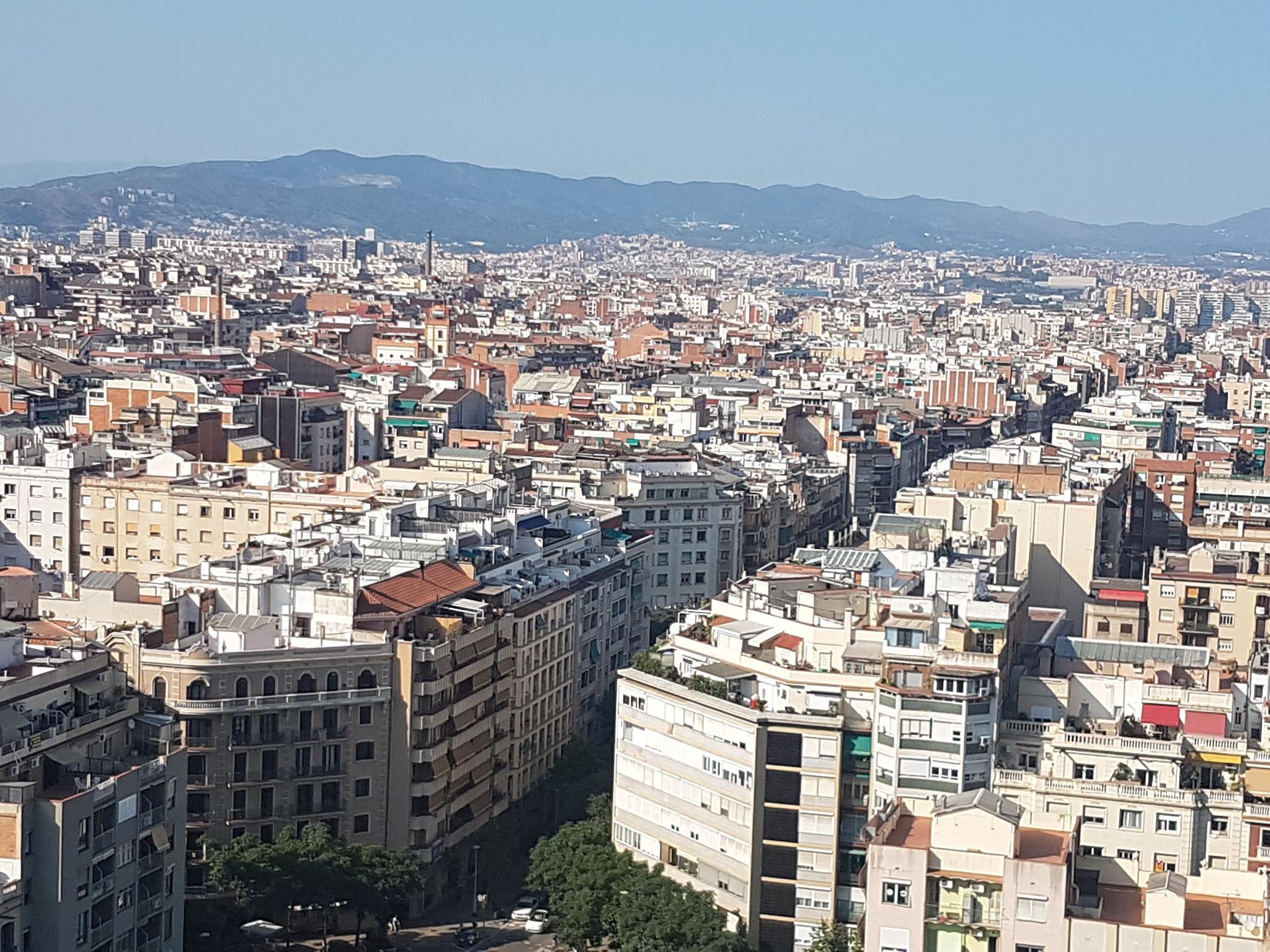 Barça view by Samantha