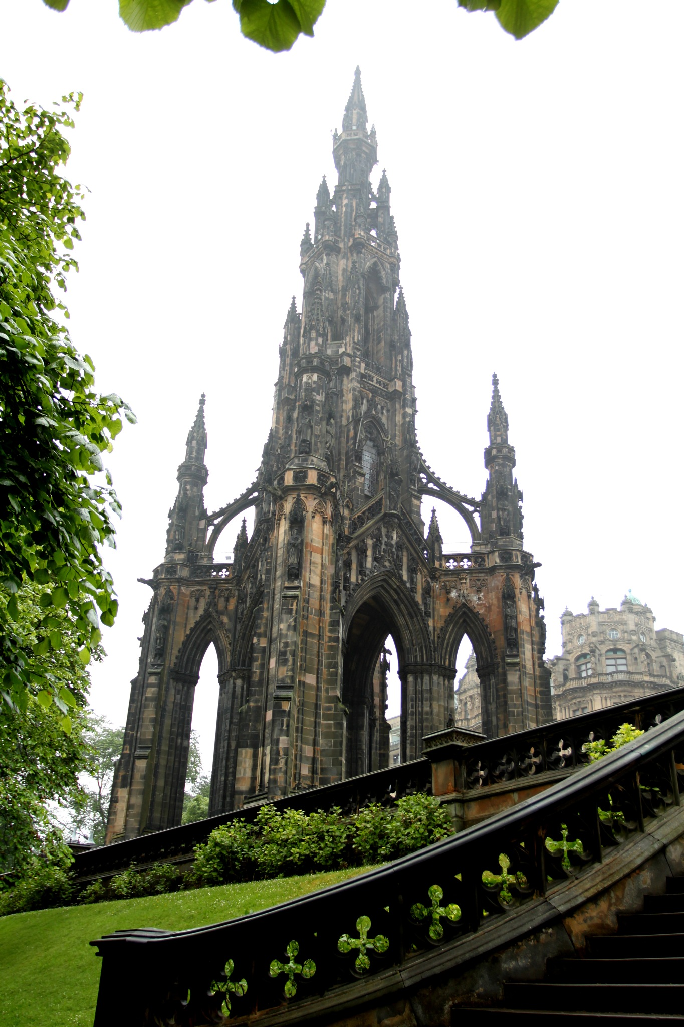 Scott Monument by Carmel McKenna
