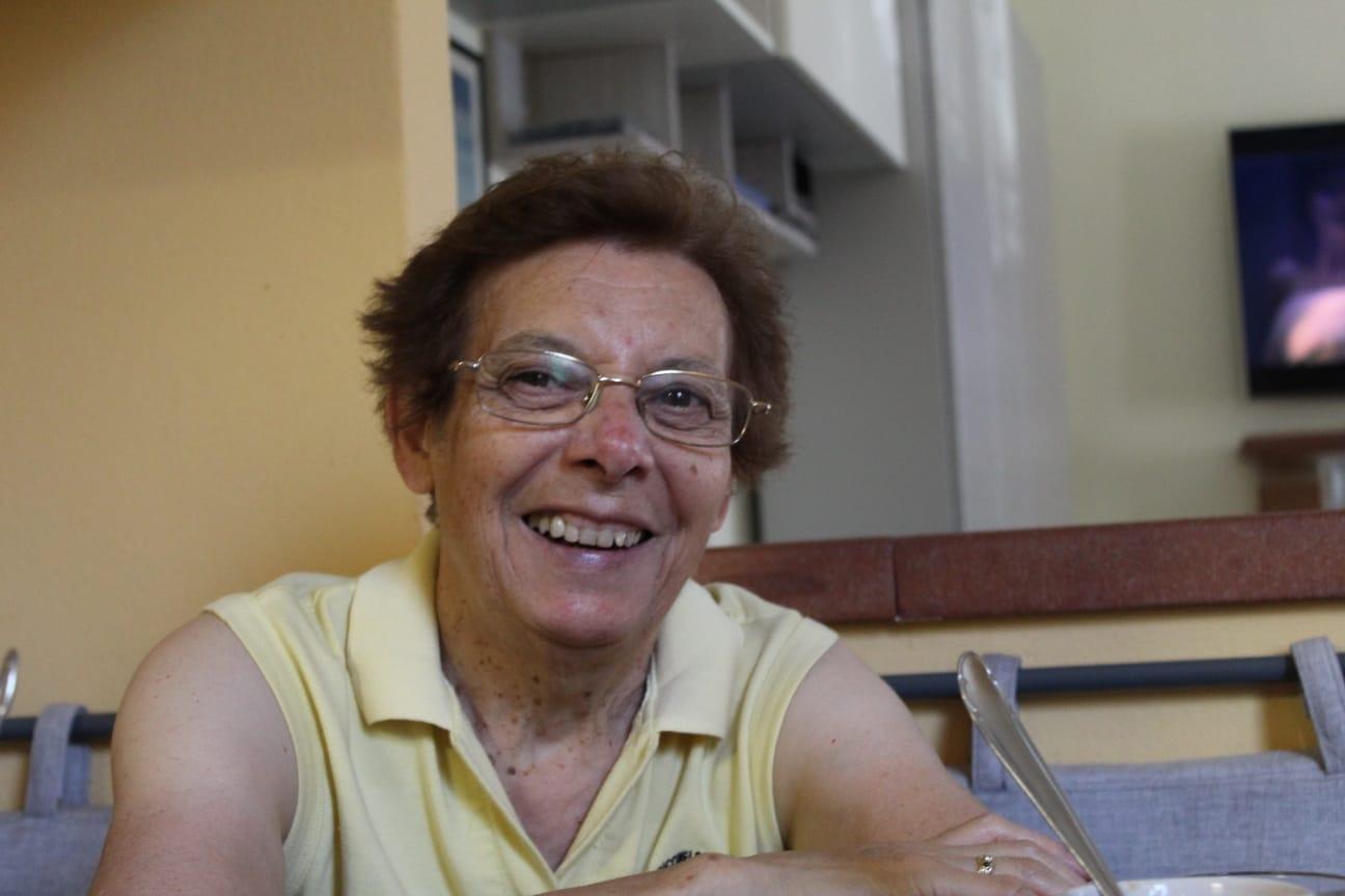 grandma. by Giulia Steffenini