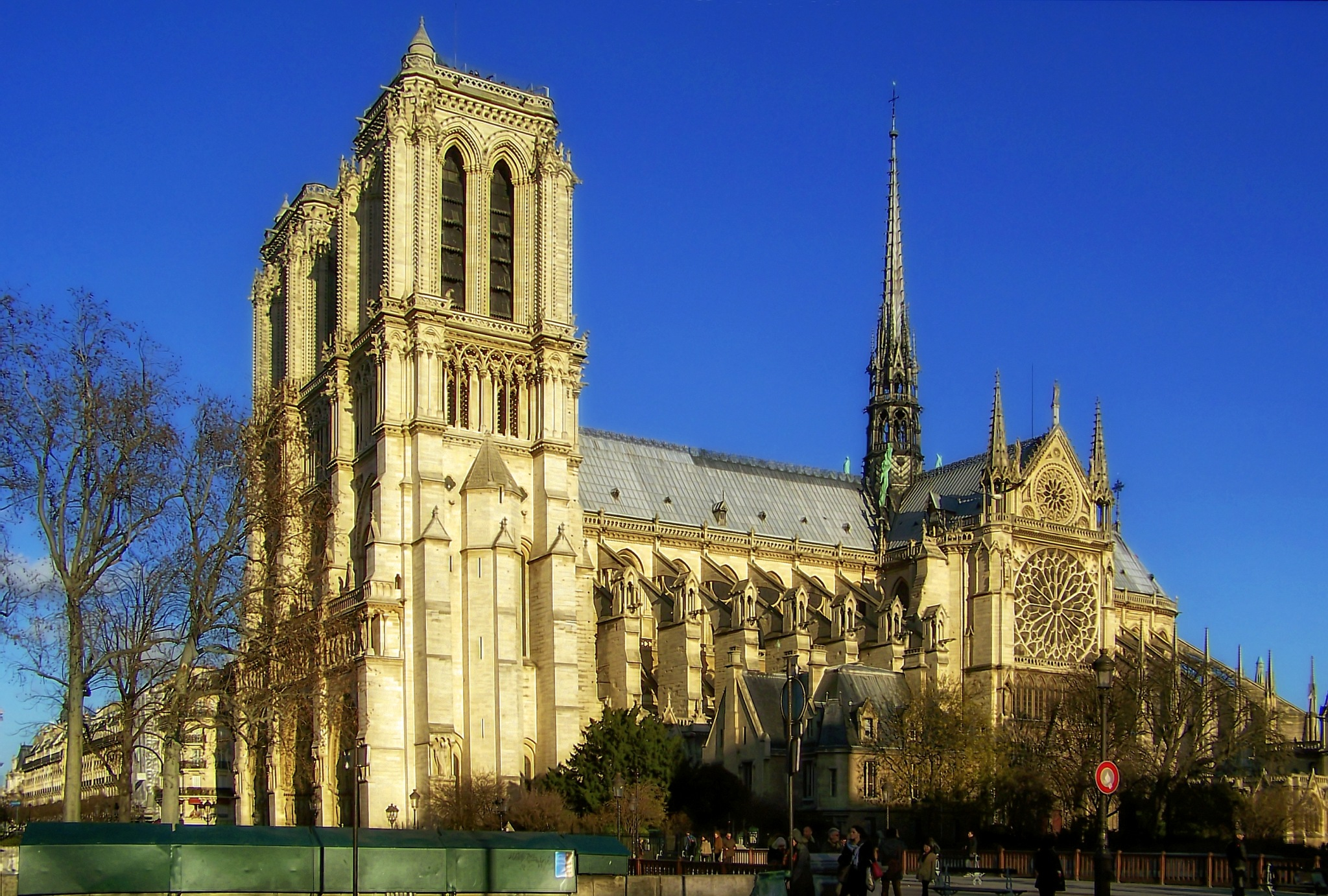 Catedral de Notre Dame / Notre-Dame de Paris by 8vo Arte Fotografia
