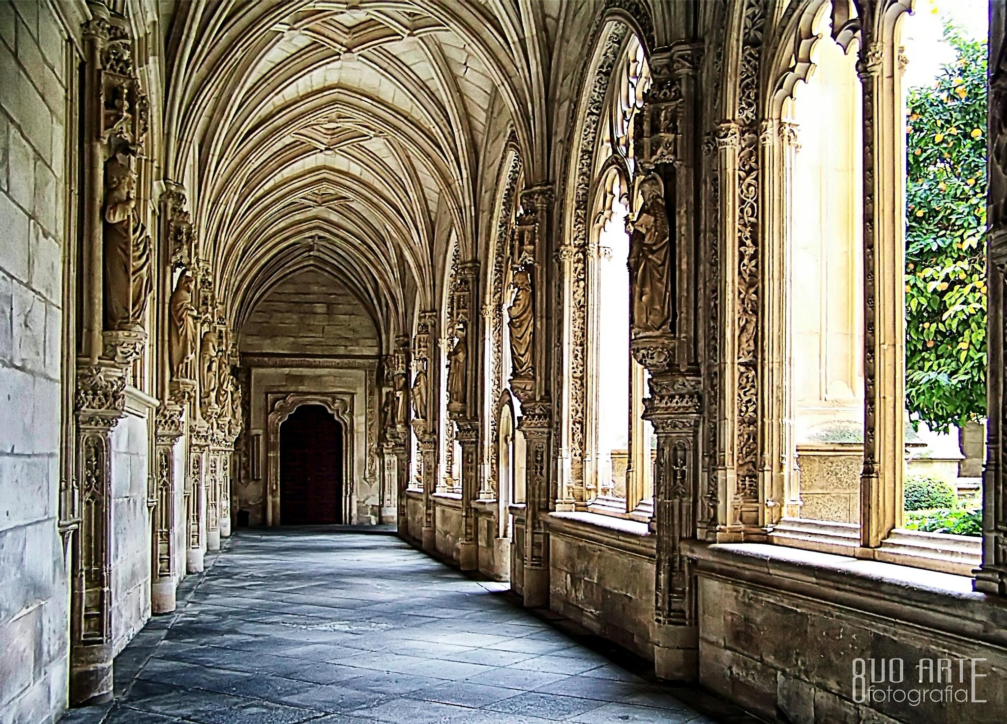 Monasterio de San Juan de los Reyes [Claustro] by 8vo Arte Fotografia