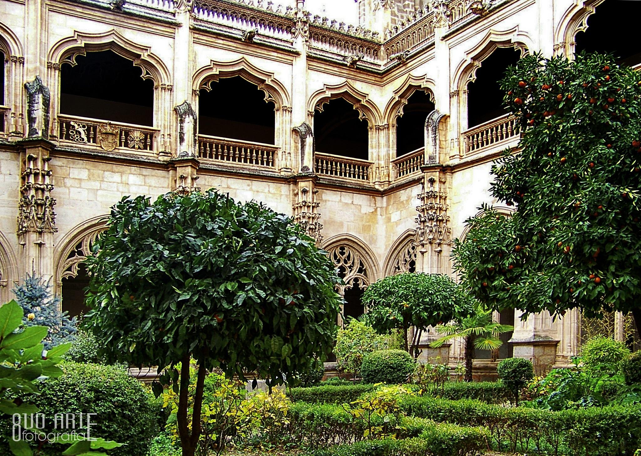 Monasterio de San Juan de los Reyes [Claustro y patio] by 8vo Arte Fotografia