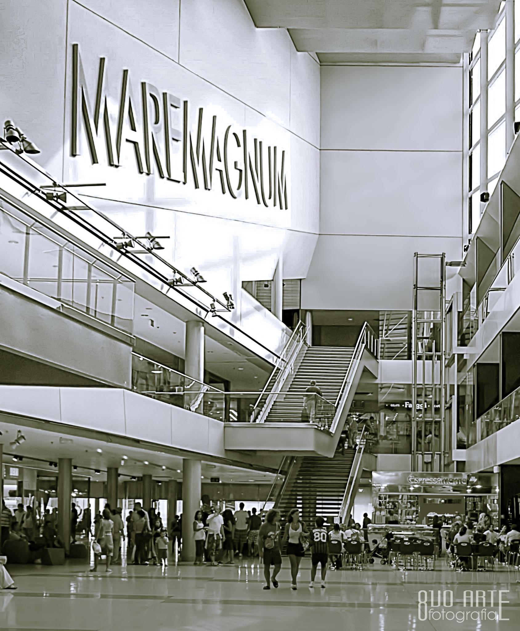 C.C Maremagnum [Detalle interior - Internal detail] by 8vo Arte Fotografia