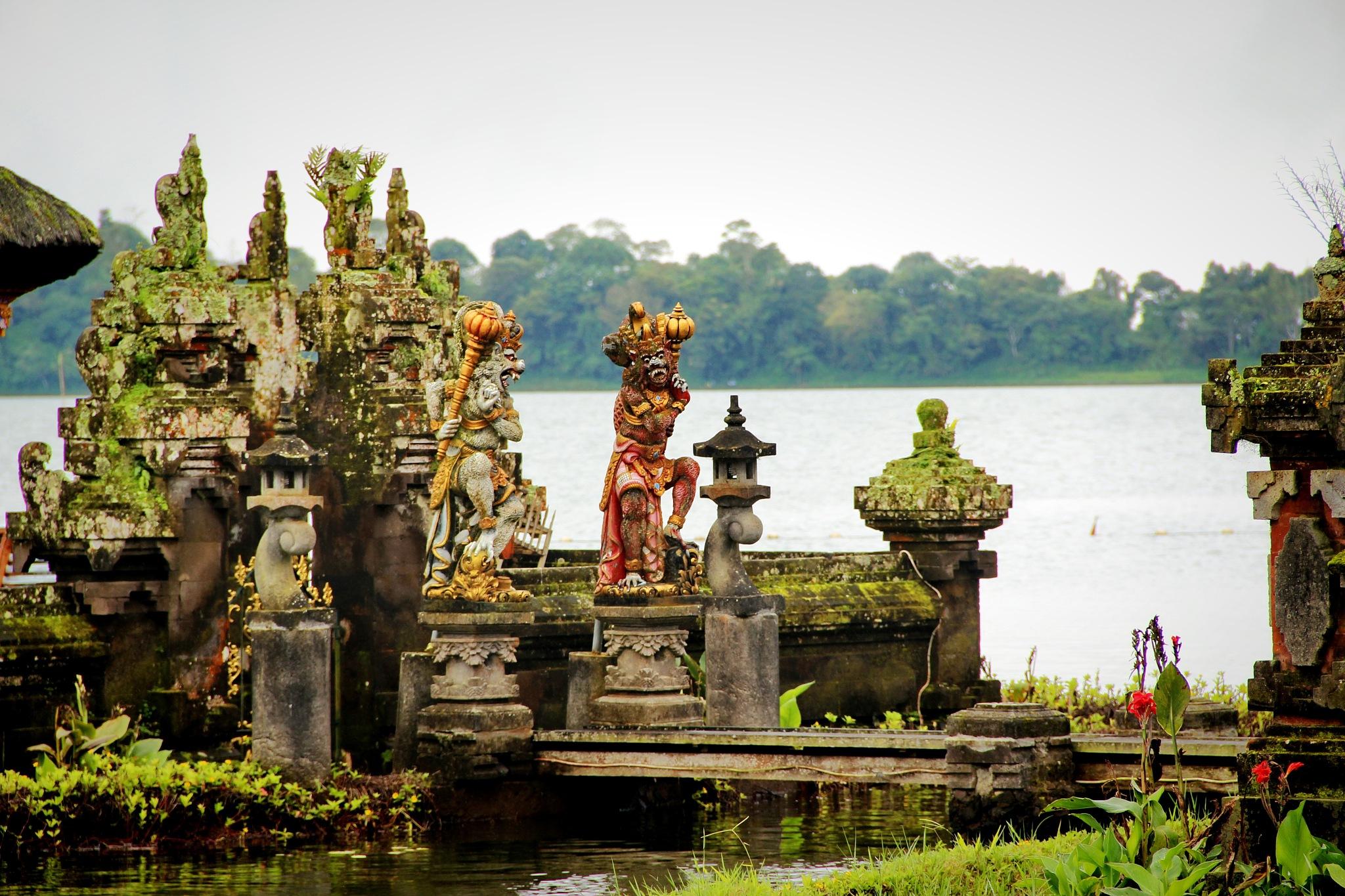 Amazing Bali by Premanand Managaran