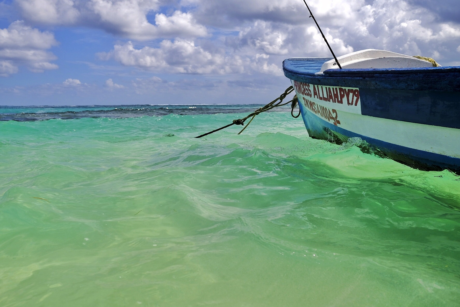 Fishing at Mammee Bay by WhiskyGraphen