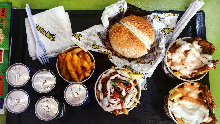 FOOD FOR EVERY MOOD. by MAHA PERWAIZ