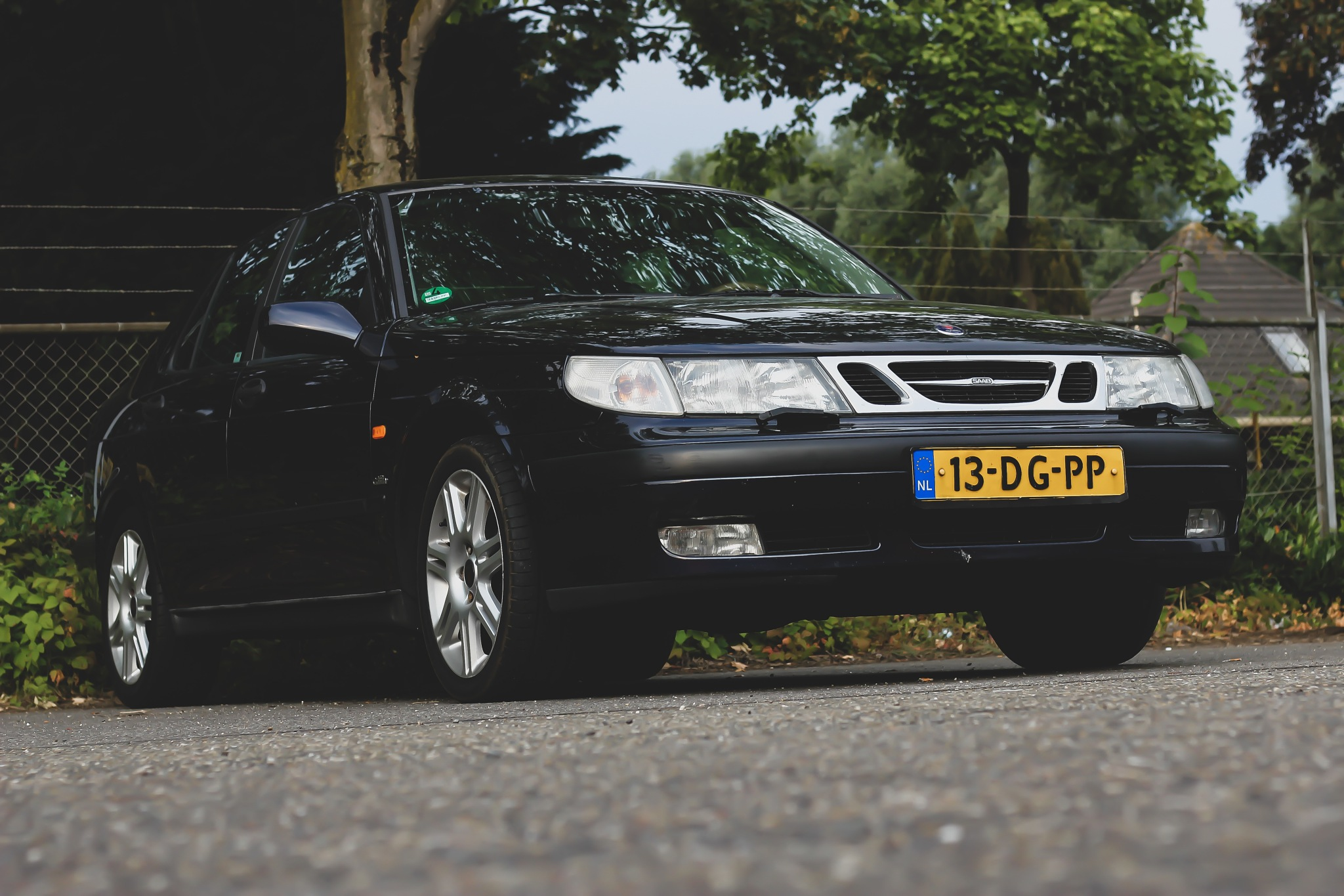 Saab 9-5 by Kenneth Peters
