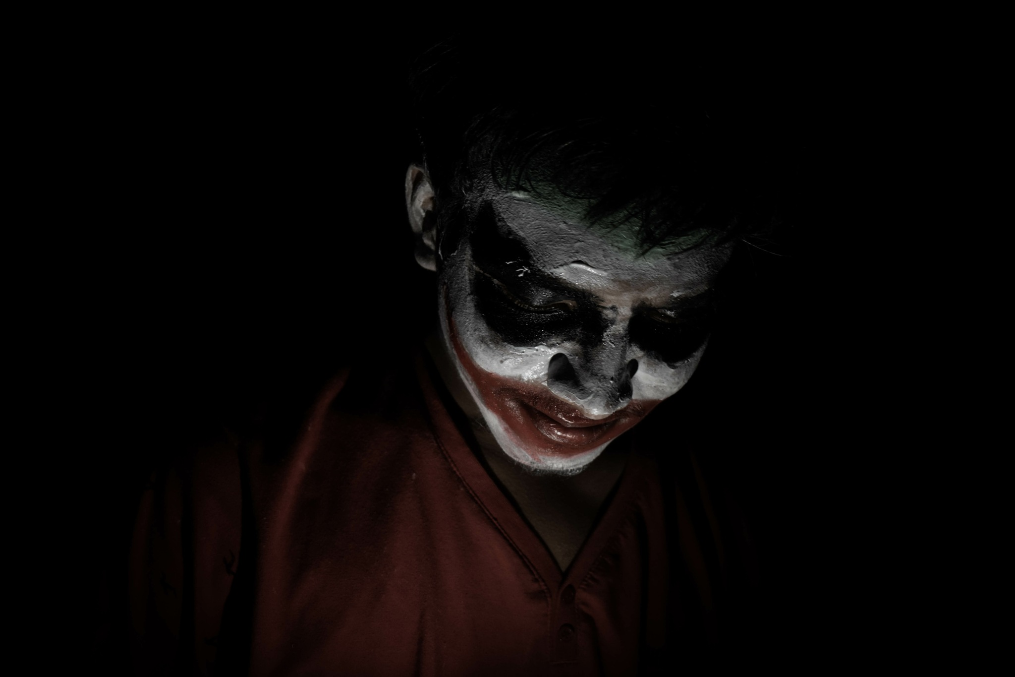 Why so serious?  by Sujin K