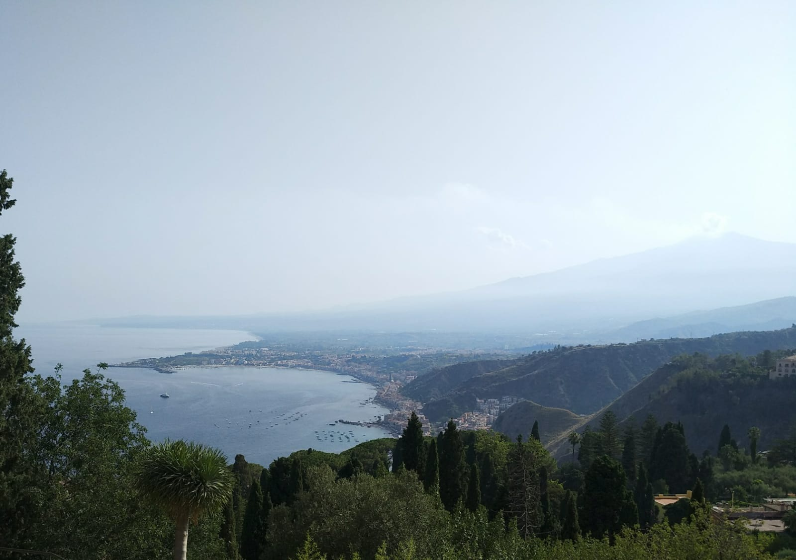 Theatre of Taormina by Lorenzo