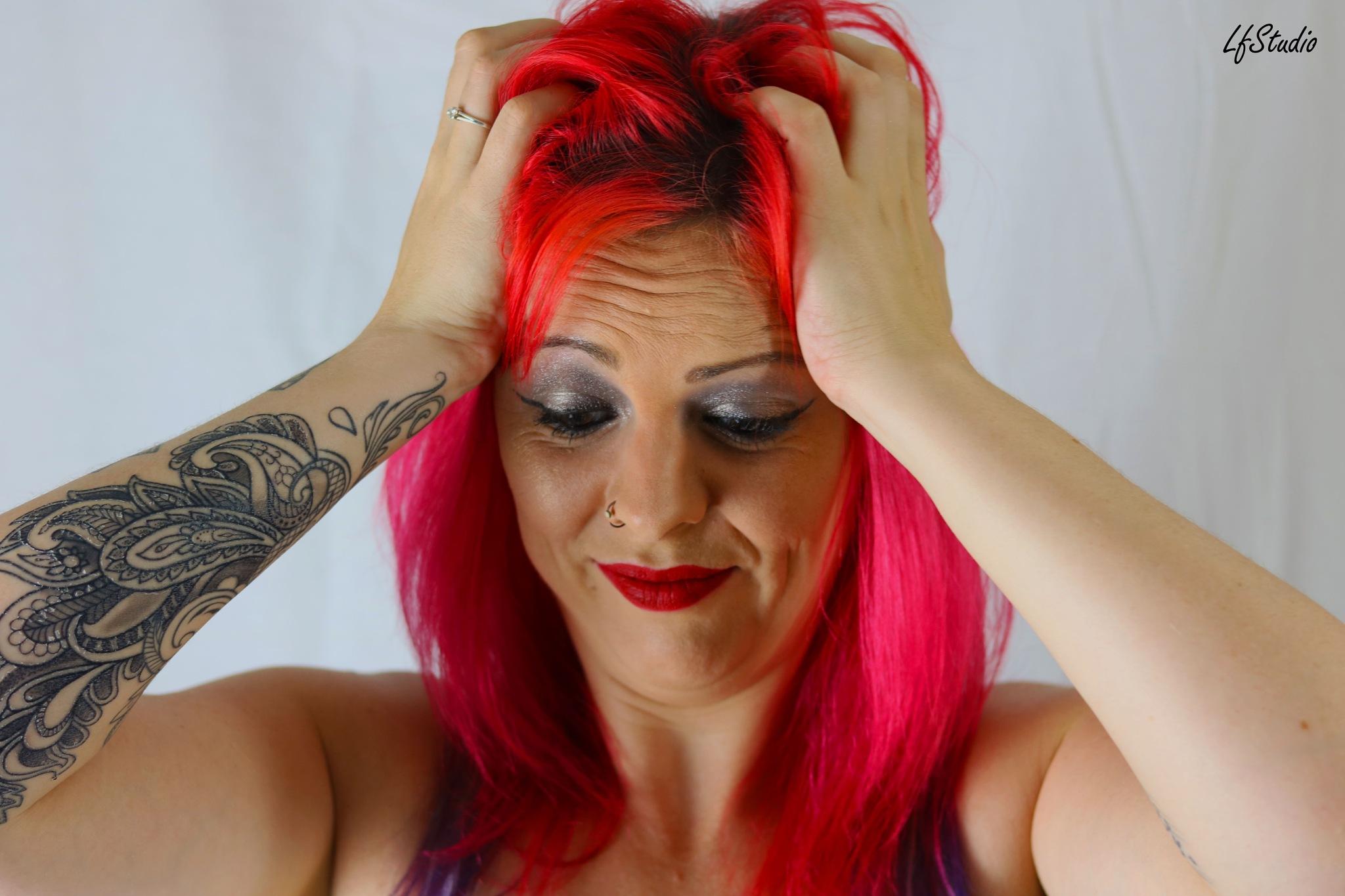 Redhead by LfStudio