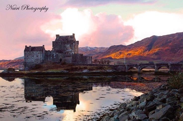 Eilean Donan Castle by Nairi Photography