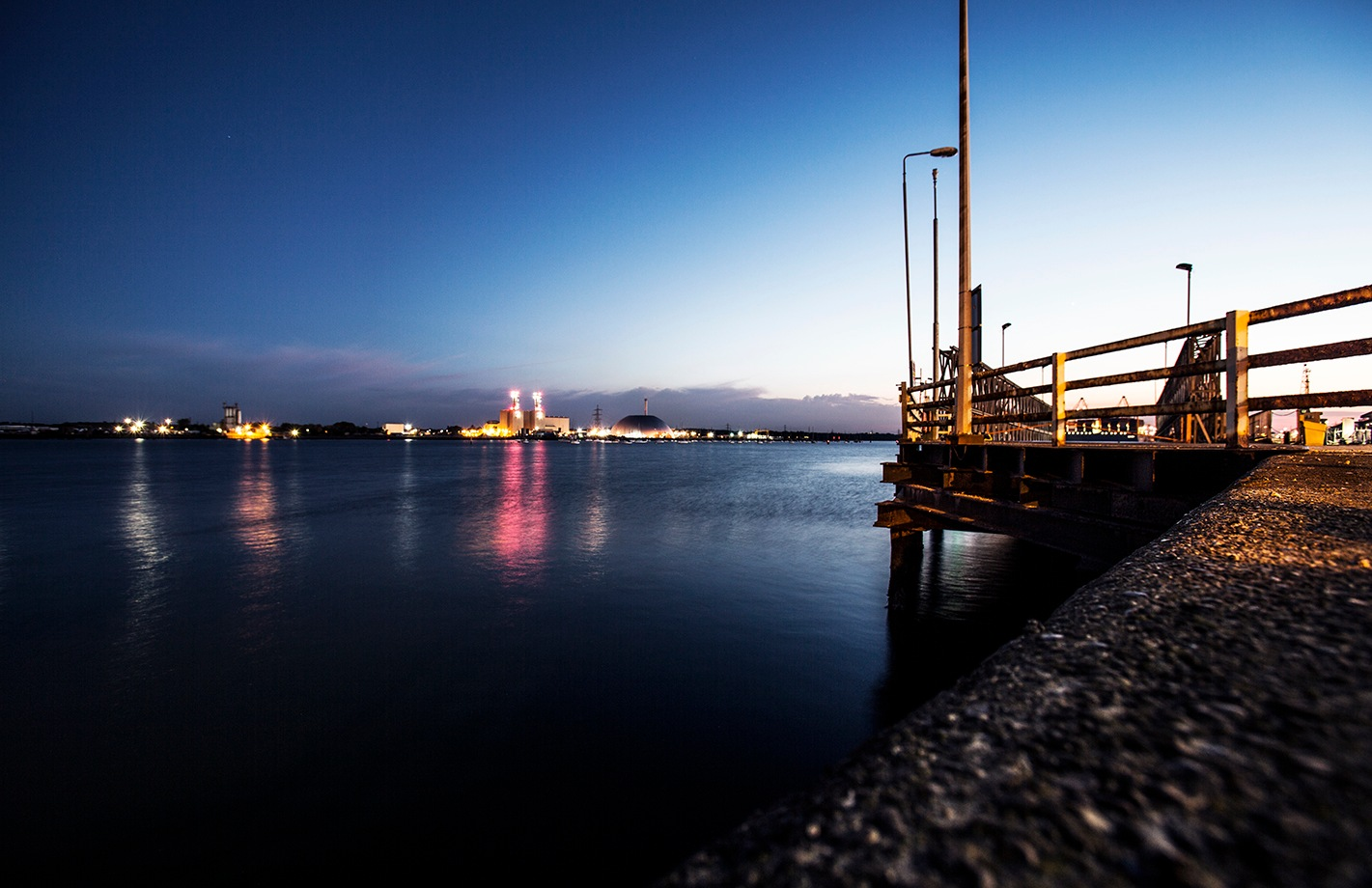 The docks  by Ben Donnison