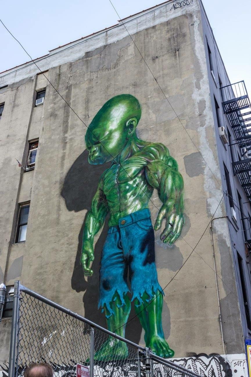 Scenes from New York City  by Dez Nanassy