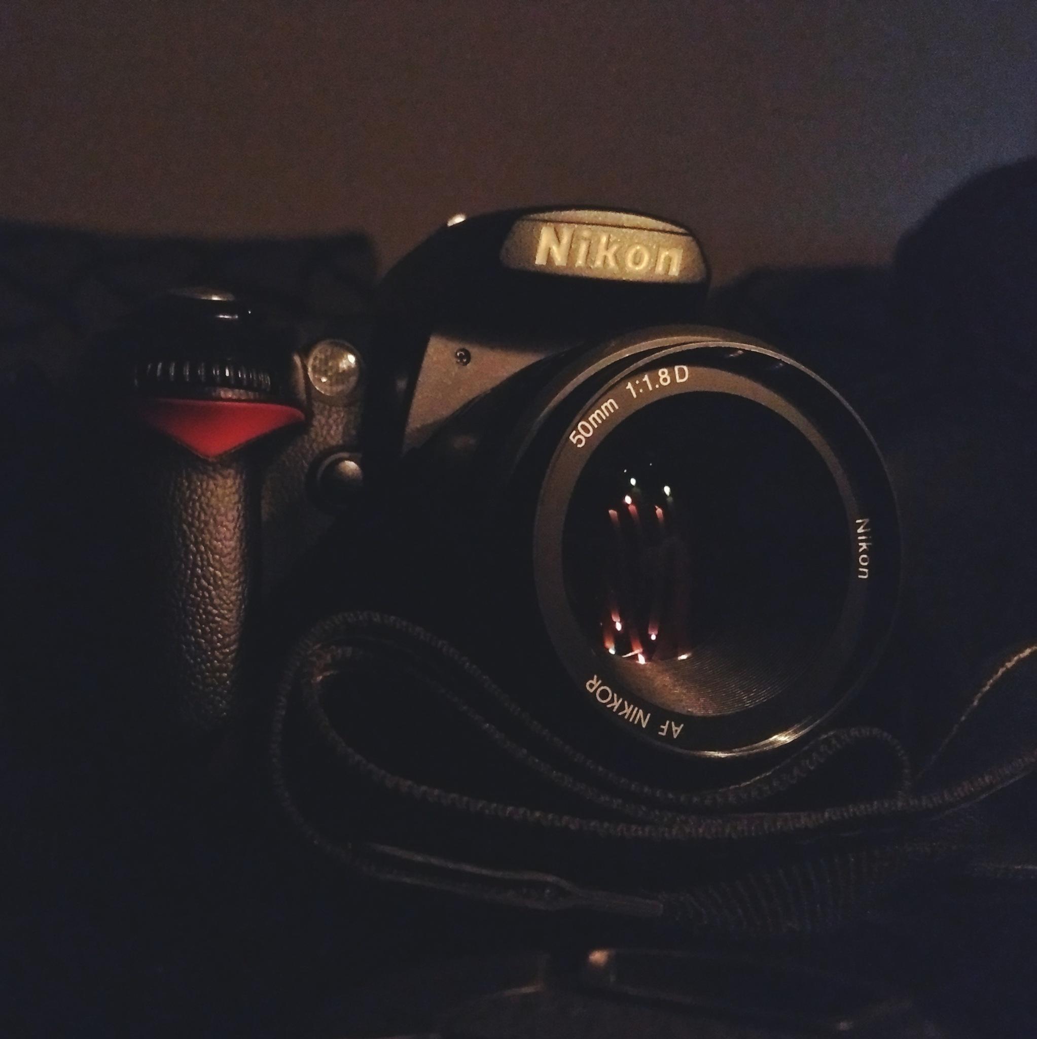 Nikon by Rohit Raut