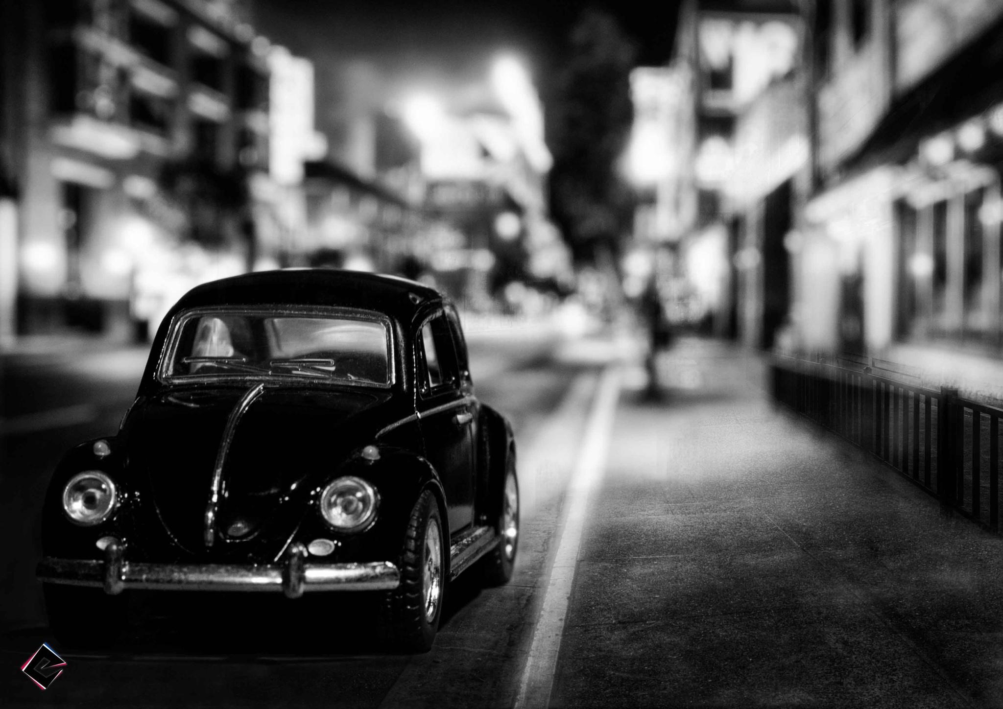 Volkswagen by ElhamKhaleghi