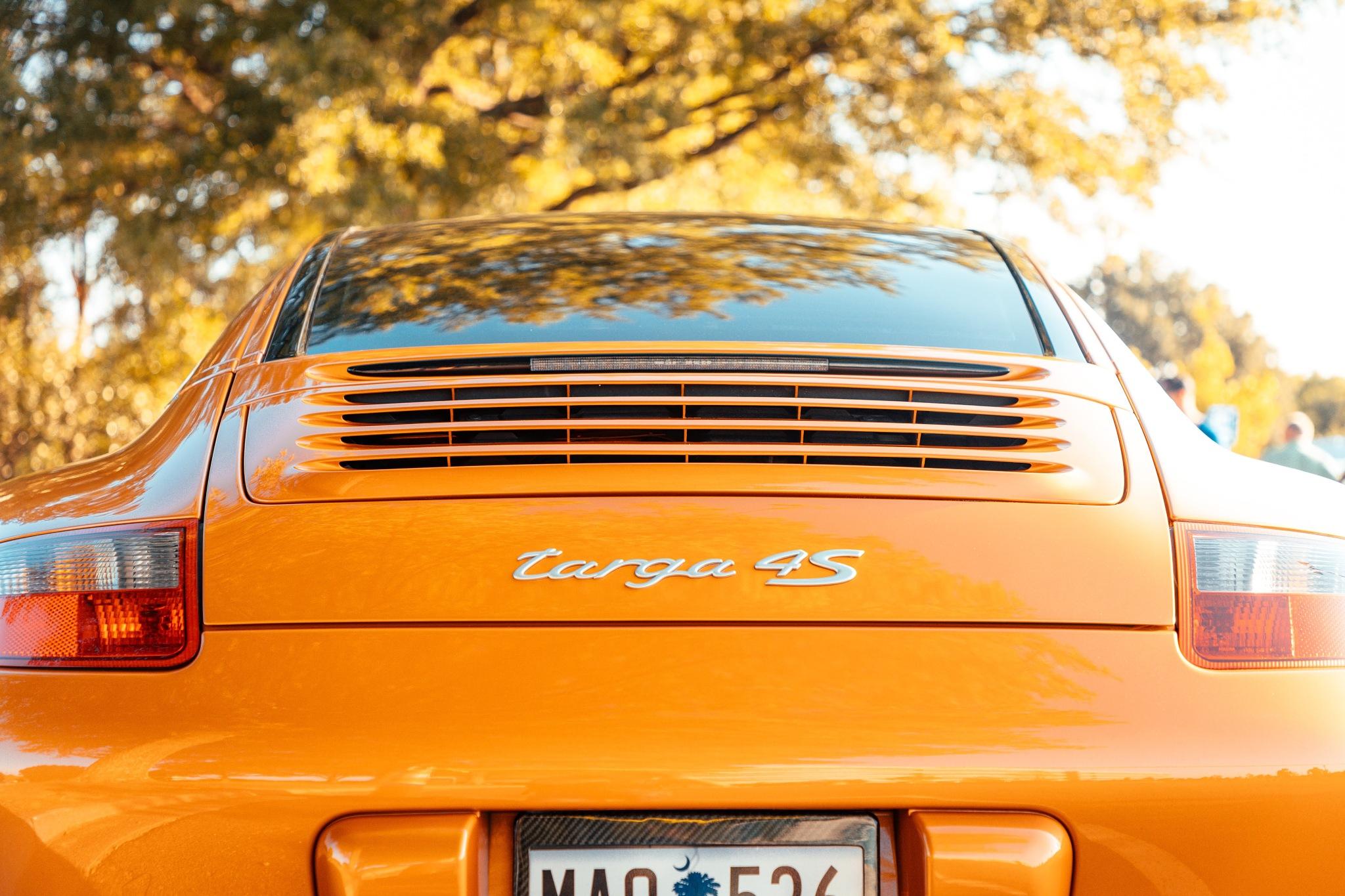 Targa 4S by David Cross