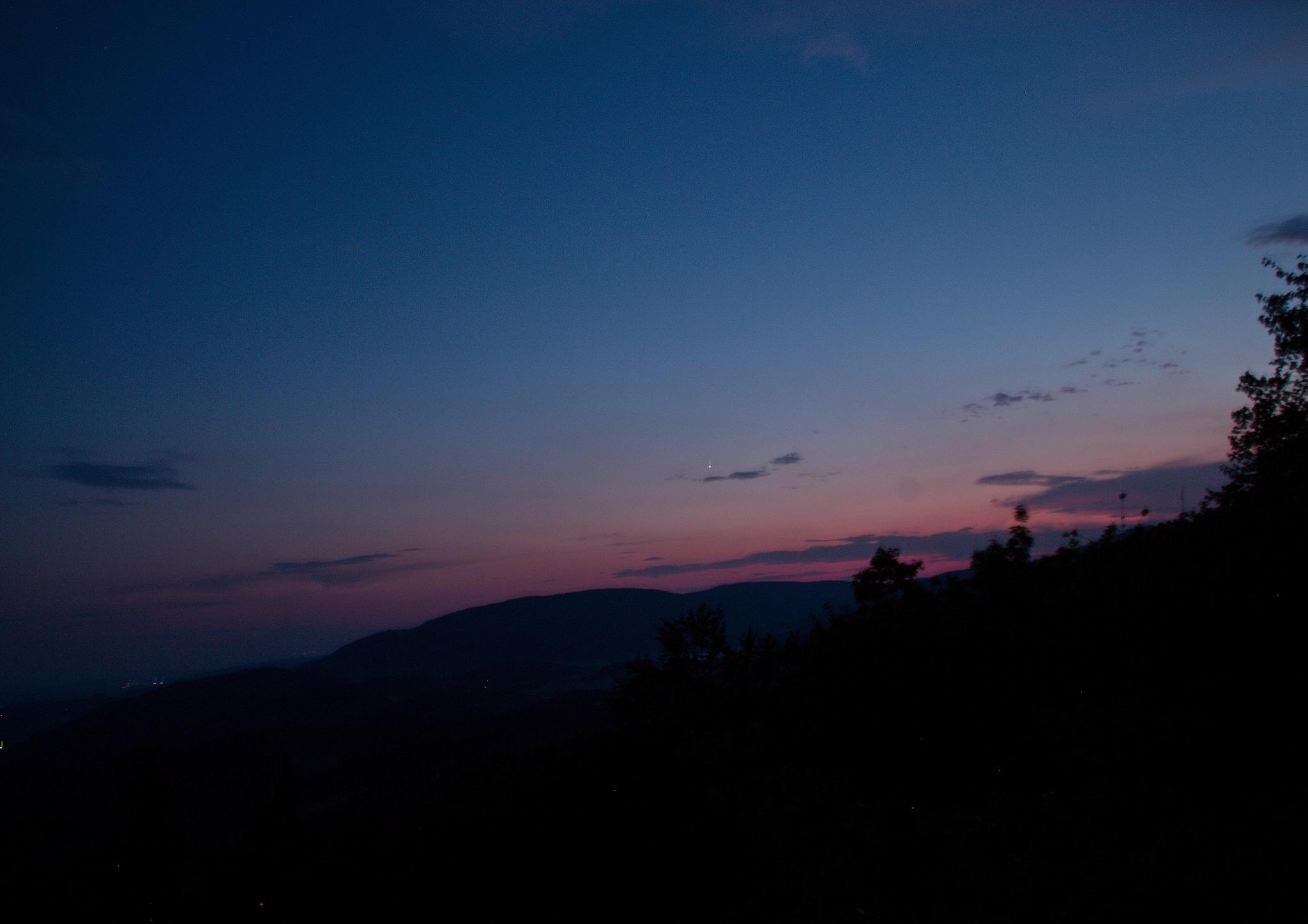 Sunset by Kuba Šír