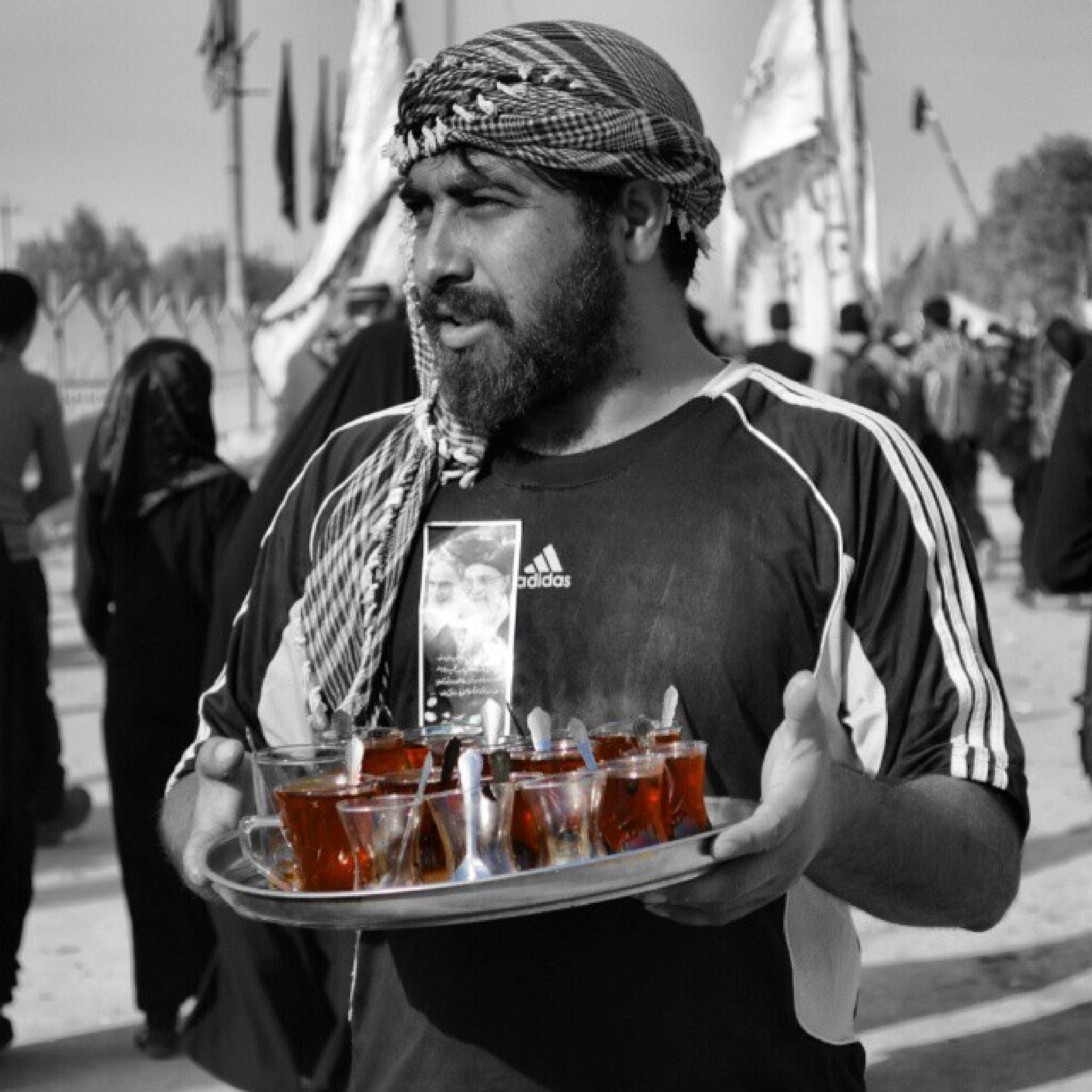 Arbaein Tea ... by Abd.al-ZAHRA