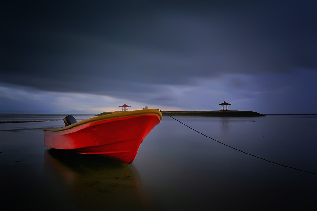 RED BOAT by 777aan