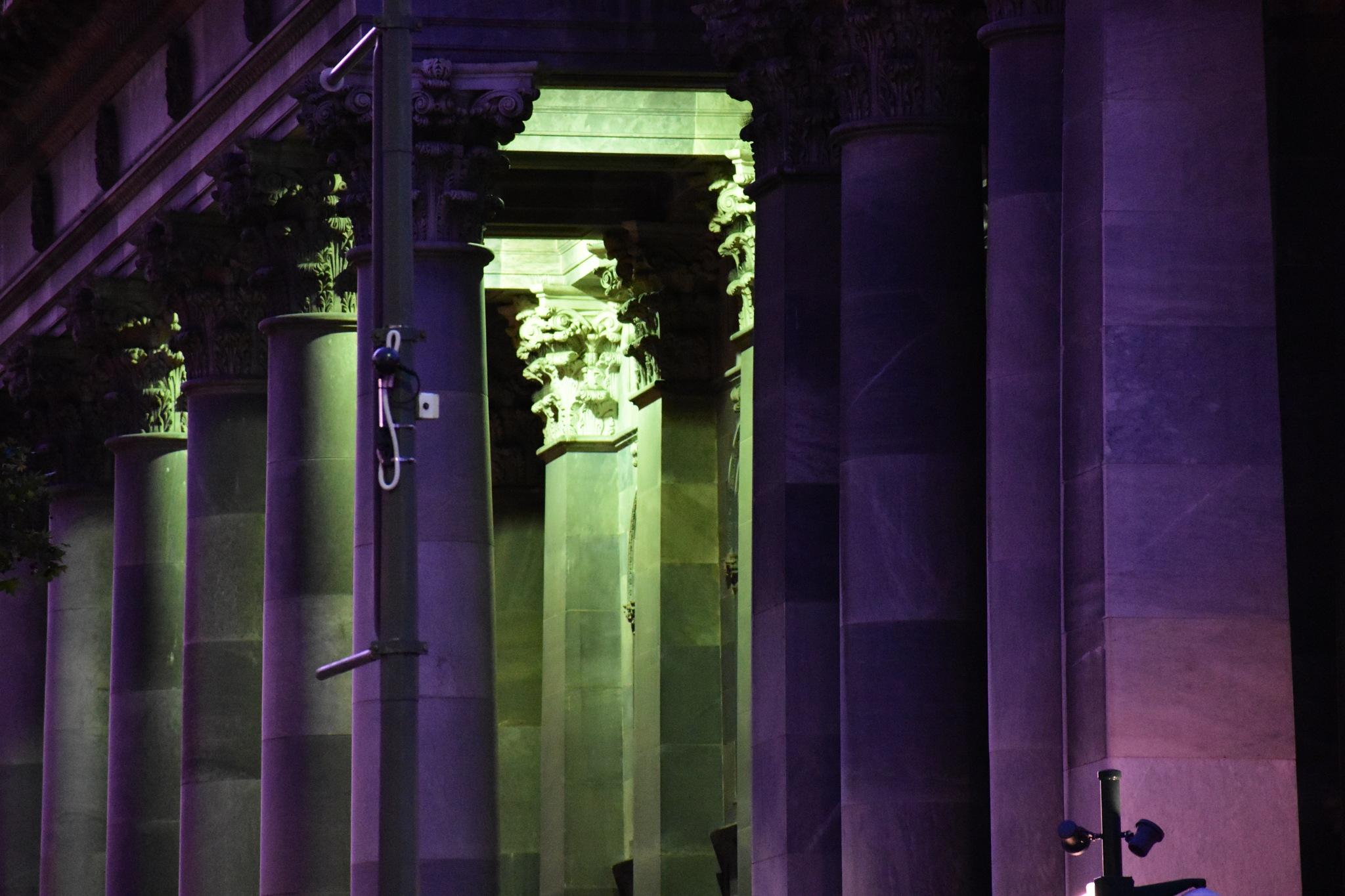 Parliament of Colour by Scott Nisbet
