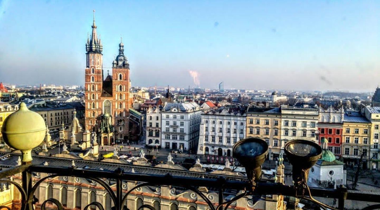 Krakow for christmas by Andreea-Cristiana Irimia