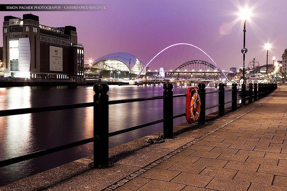 The Quayside at Newcastle by simon_palmer
