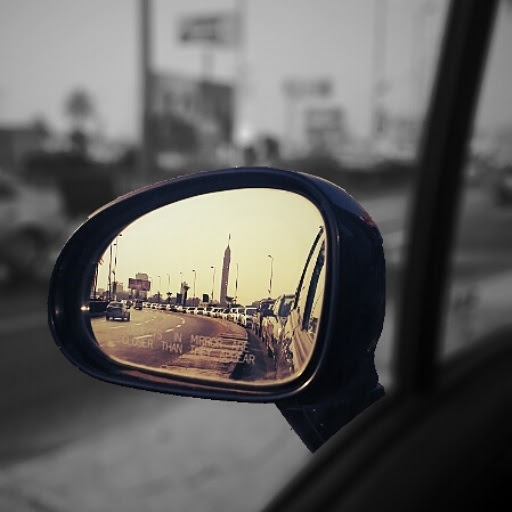 Traffic jam  by Marwa Adel