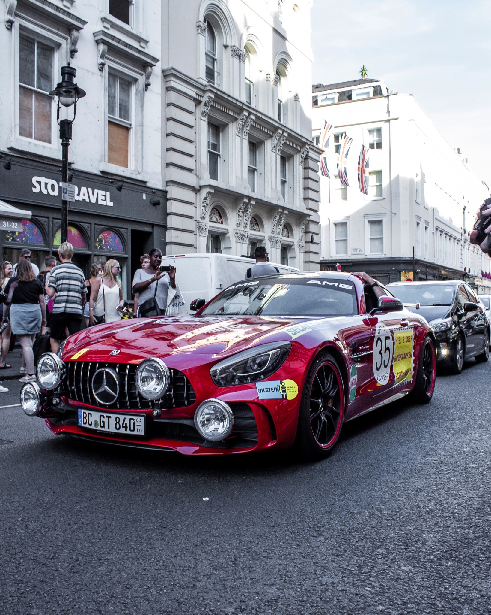 Gumball 3000 by Timotej Peter Valcl