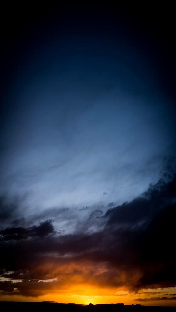 Sunset.  by Daniel Alderson
