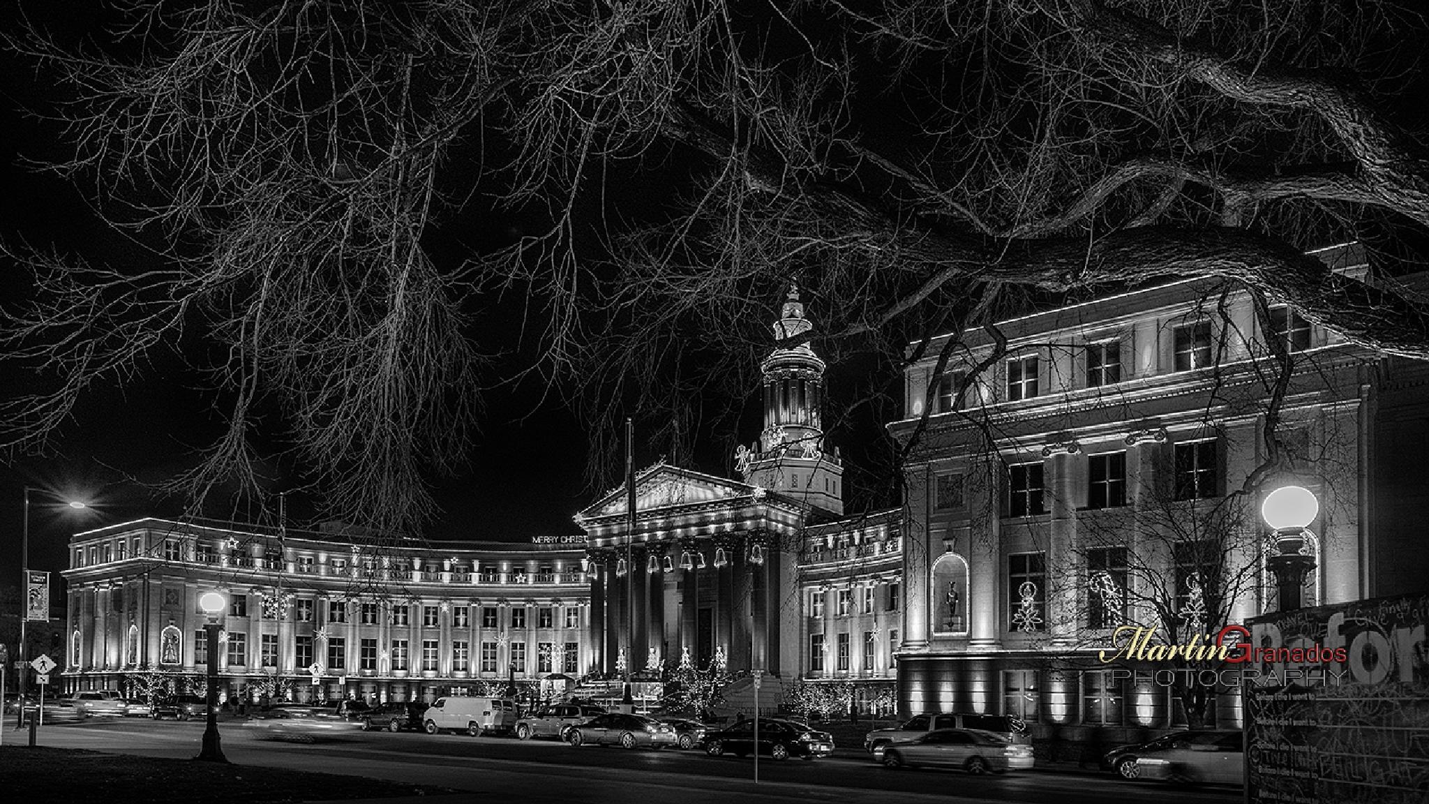 Lights in B/N by MartinGranados