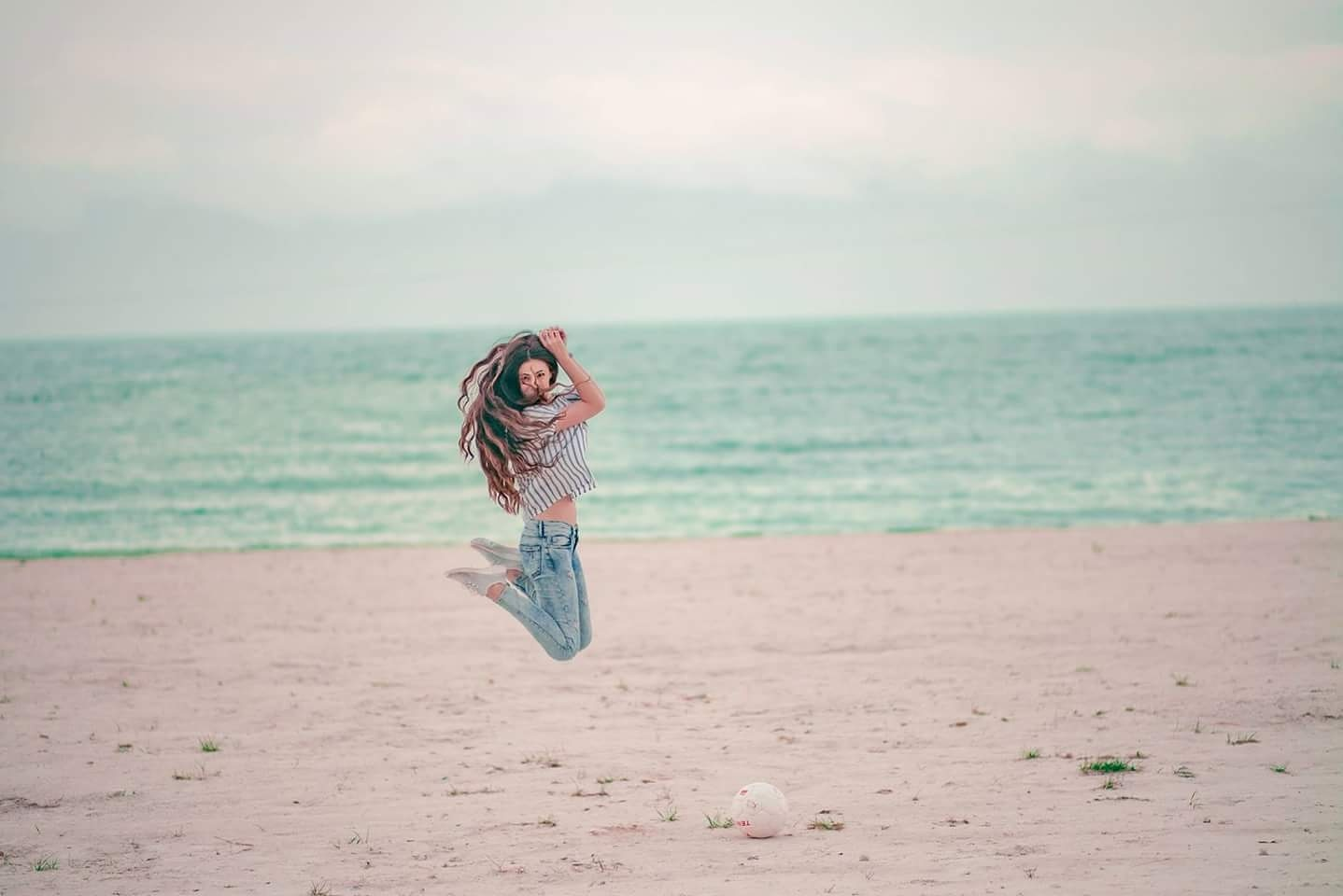 Jump by Hrant Avetisyan