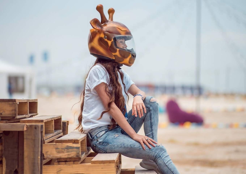 Giraffe by Hrant Avetisyan