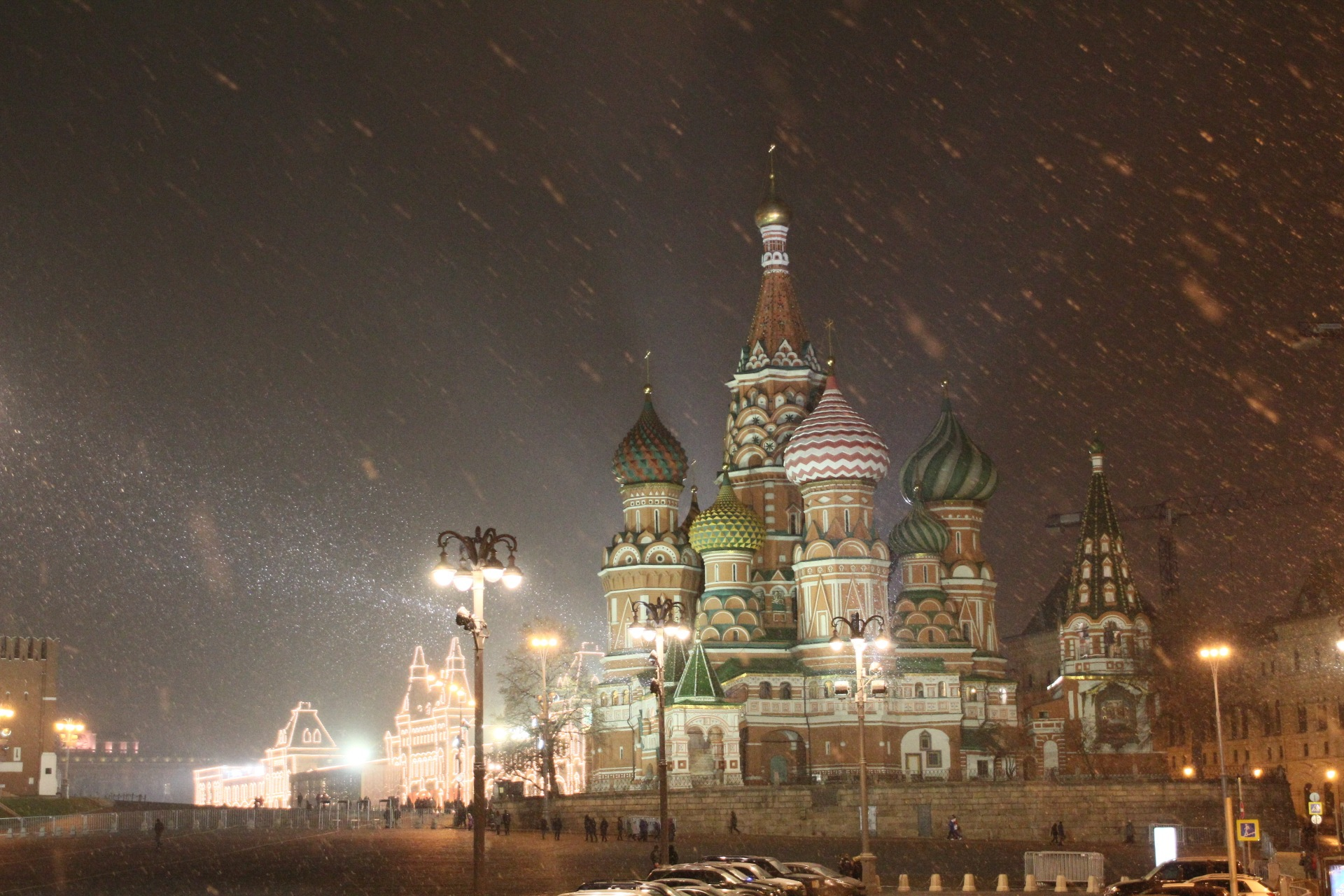 Red square by Matteo Tellini